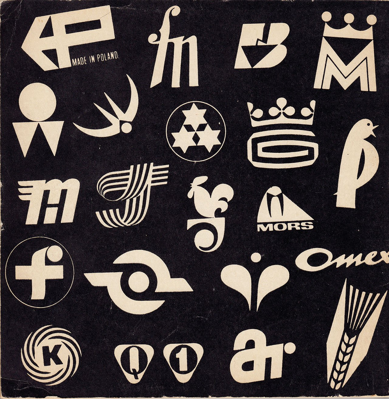 Catalogue of the First Polish Exhibition of Graphic Symbols, 1969. Courtesy Museum of Modern Art in Warsaw.