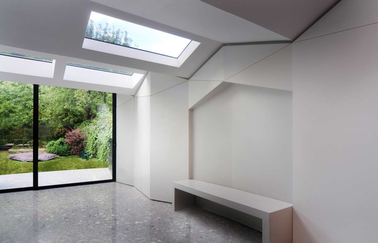 Bureau de Change, Folds house. Photo © Bureau de Change architects.