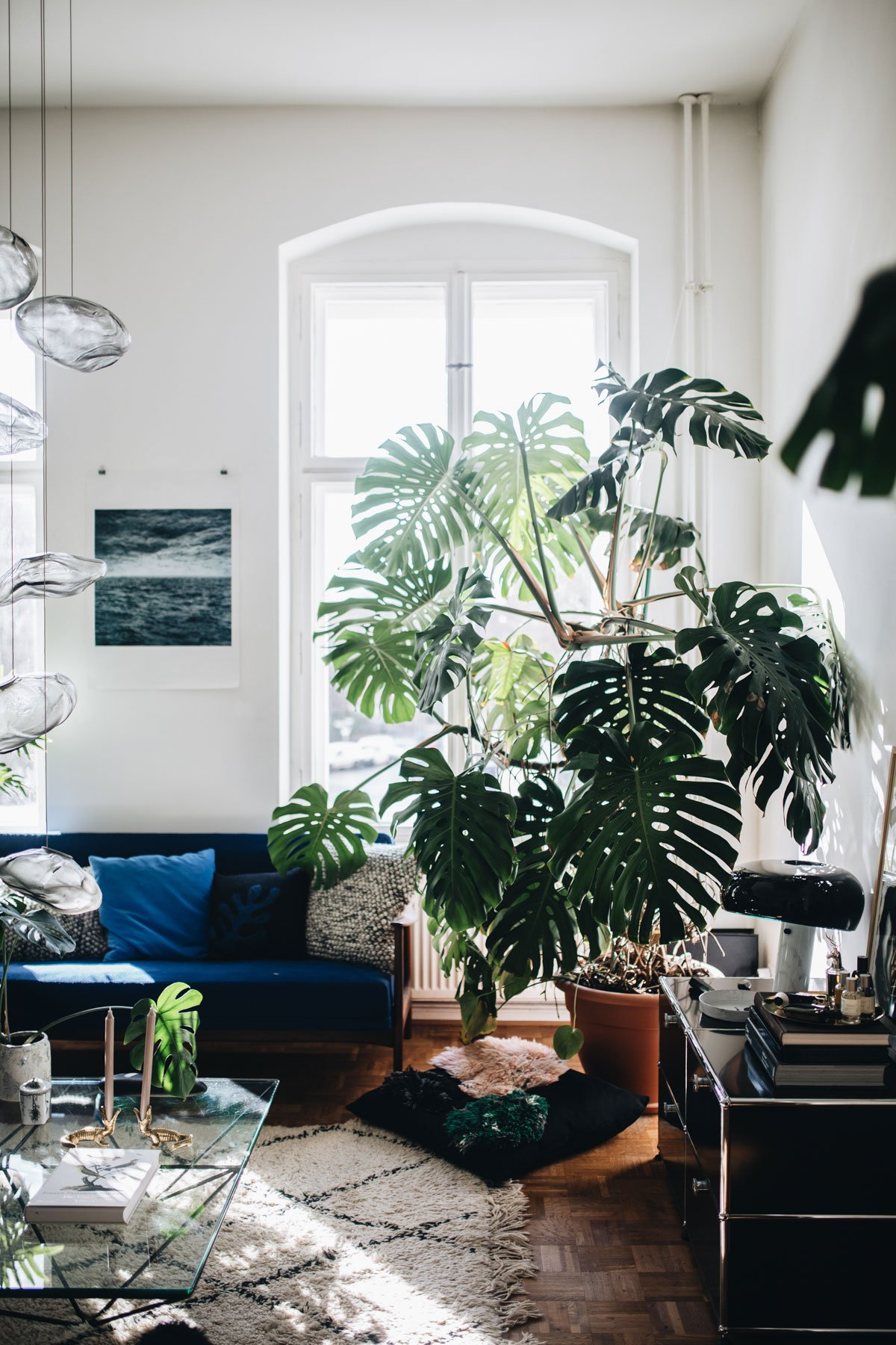 PLANT TRIBELIVING HAPPILY EVER AFTER WITH PLANTSBy Igor Josifovic & Judith de Graaff Photo: The home of Tim Labenda In Berlin.Photography by Jules Villbrandtfor Urban Jungle Bloggers.