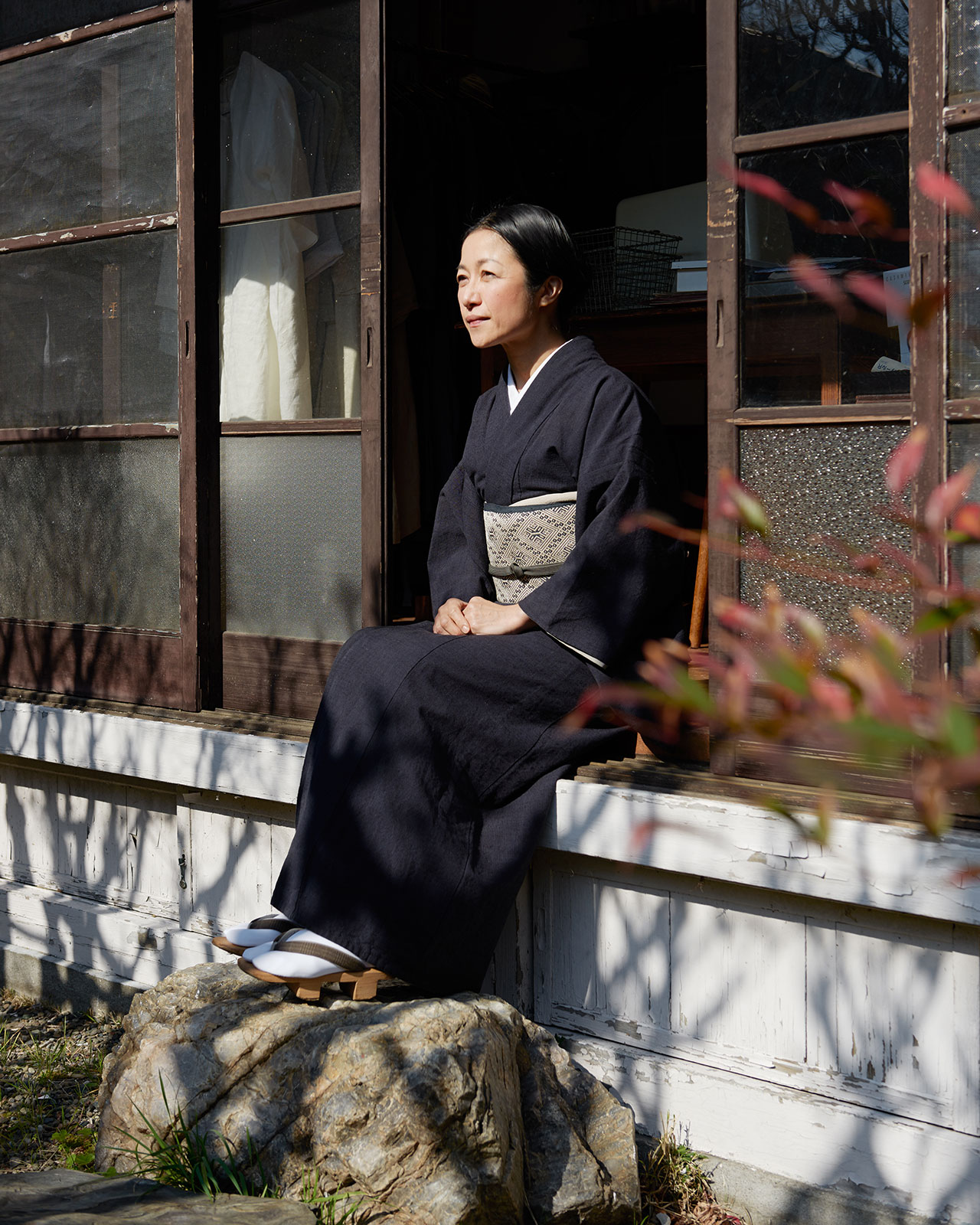 The Kinfolk Home. The house of Rieko Ohashi in Hayama, Japan. Photo by Kristofer Johnsson.