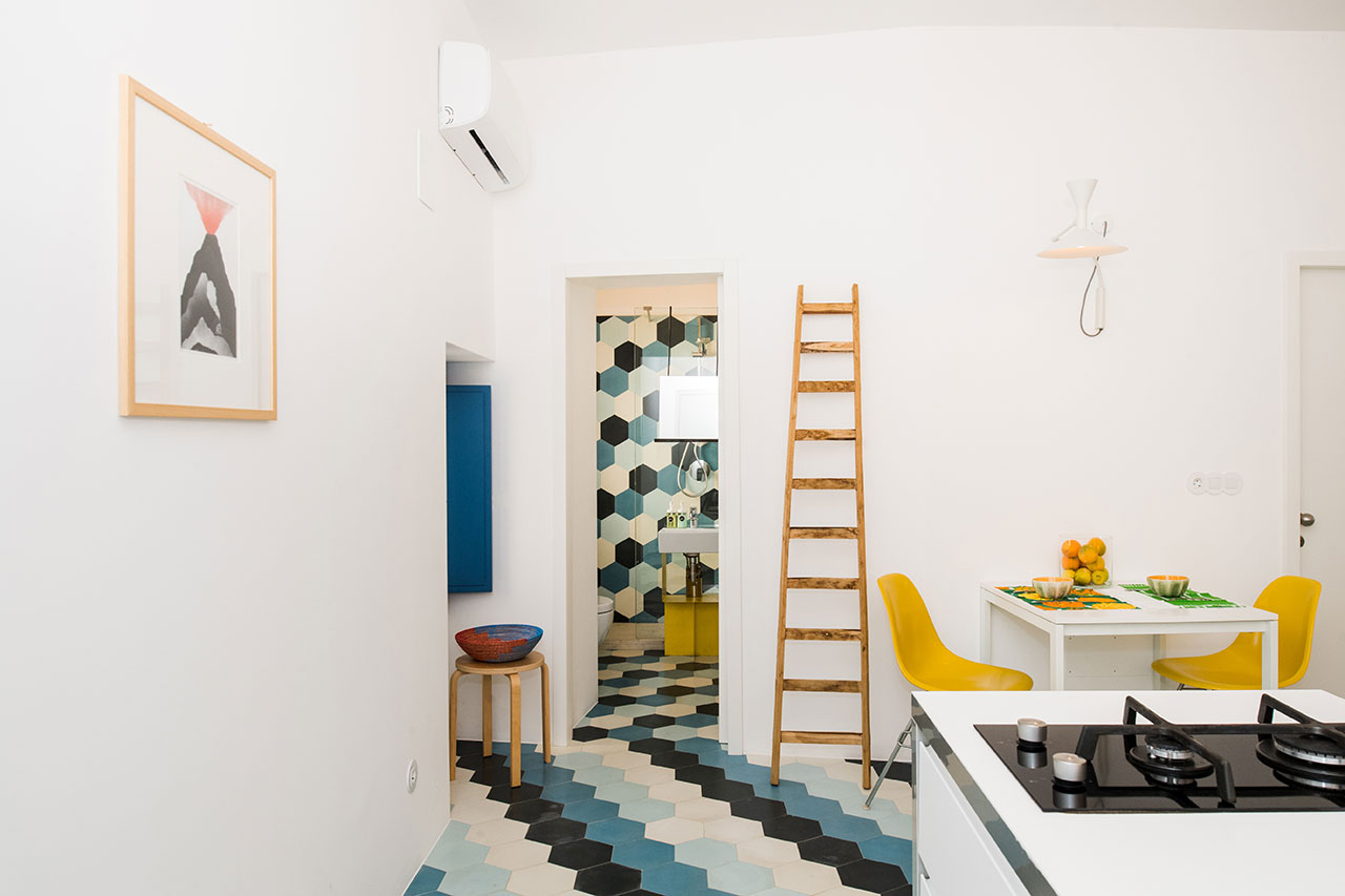 Primary Colors And Sea Views Make The Diptych House Stand Out In Sicily Yatzer