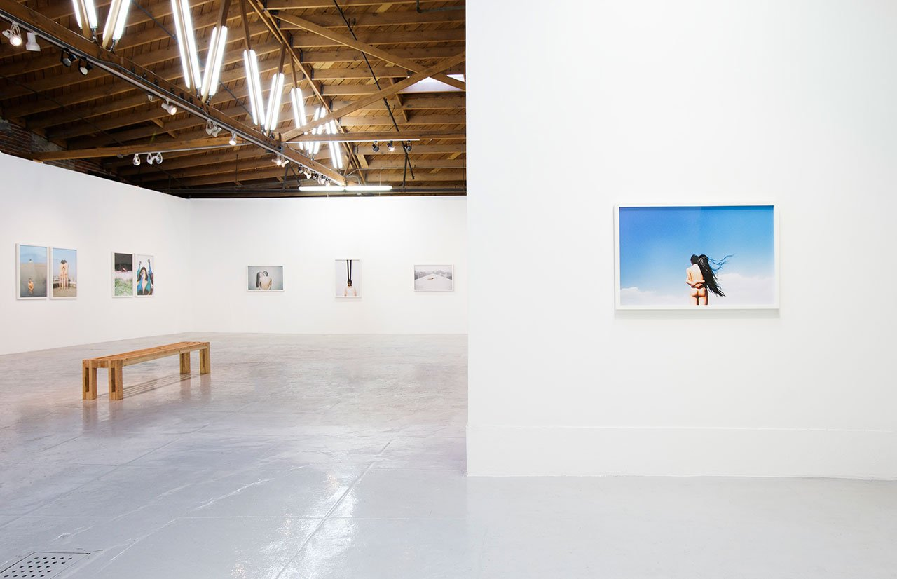 Ren Hang, What We Do Is Secret, installation view. Courtesy MAMA Gallery.