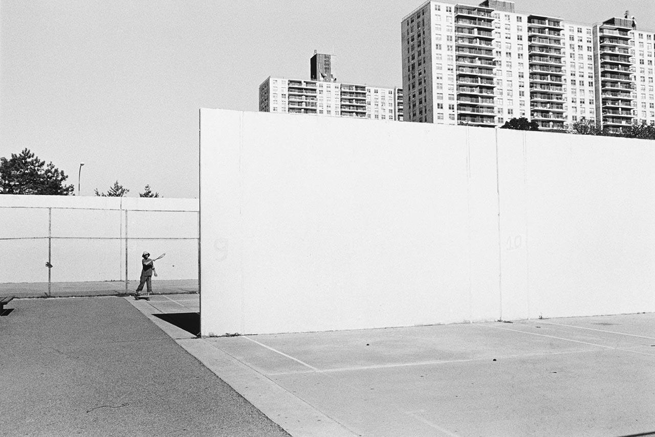 Forehand, Coney Island, New York 2012.Photo © Stephan Würth.