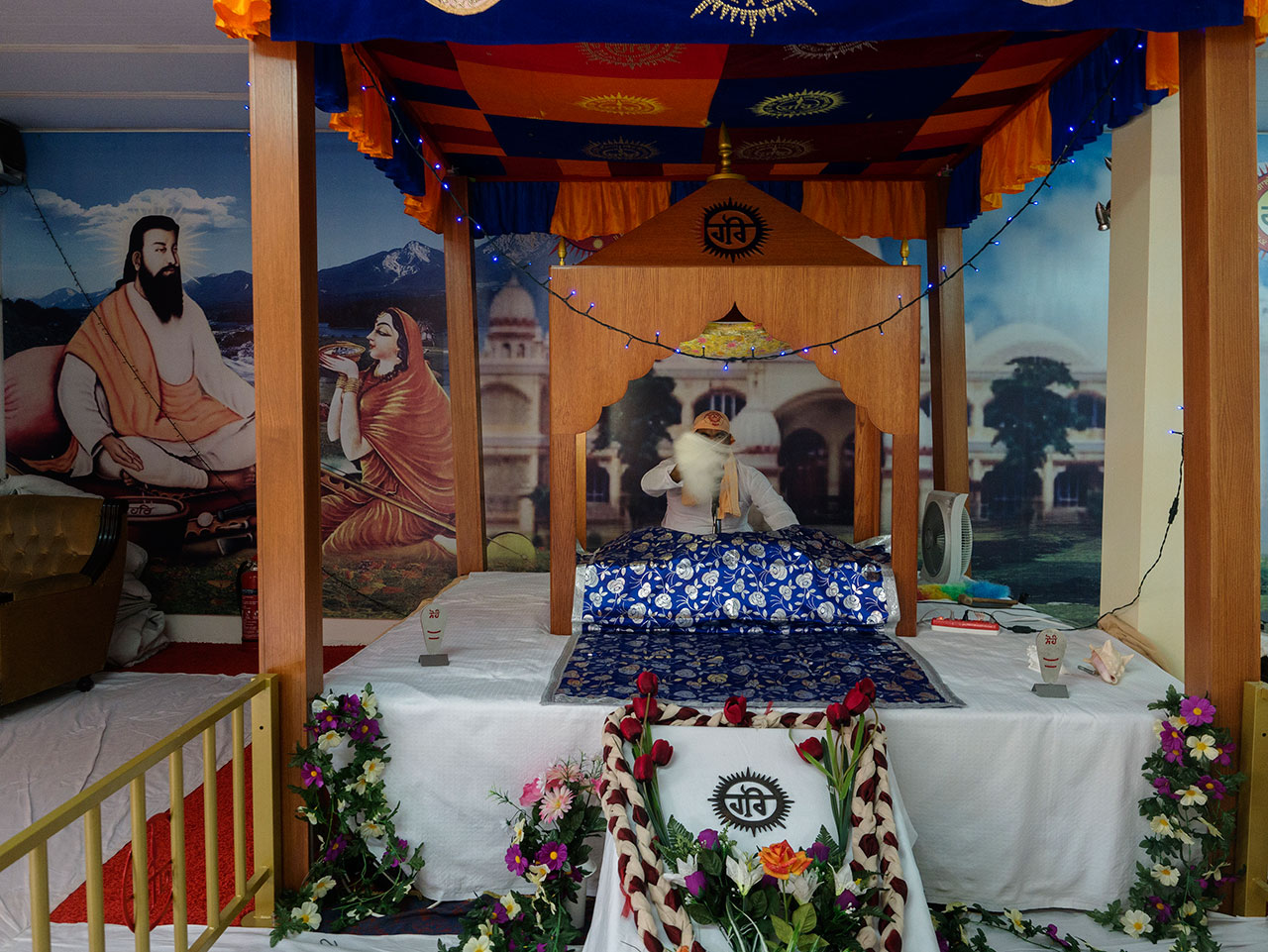 Shri Guru Ravi Dass Sukh Sagar, Menidi© Tassos Vrettos.