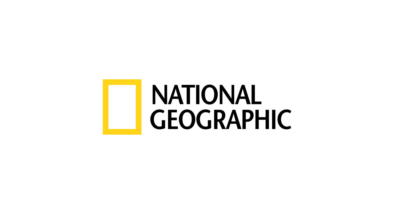 National Geographic logo © Chermayeff & Geismar & Haviv.