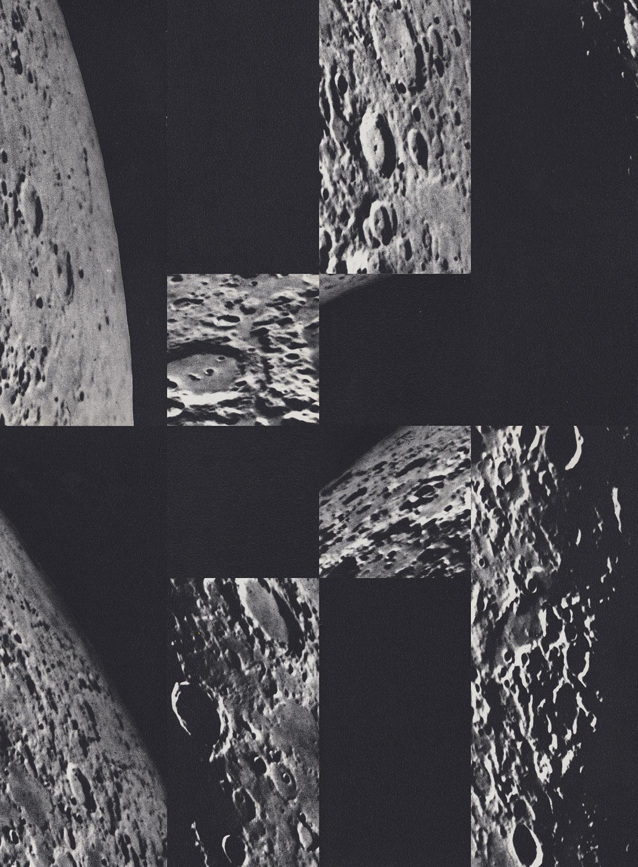 Moons series Sense 35x50cm © Luis Dourado.