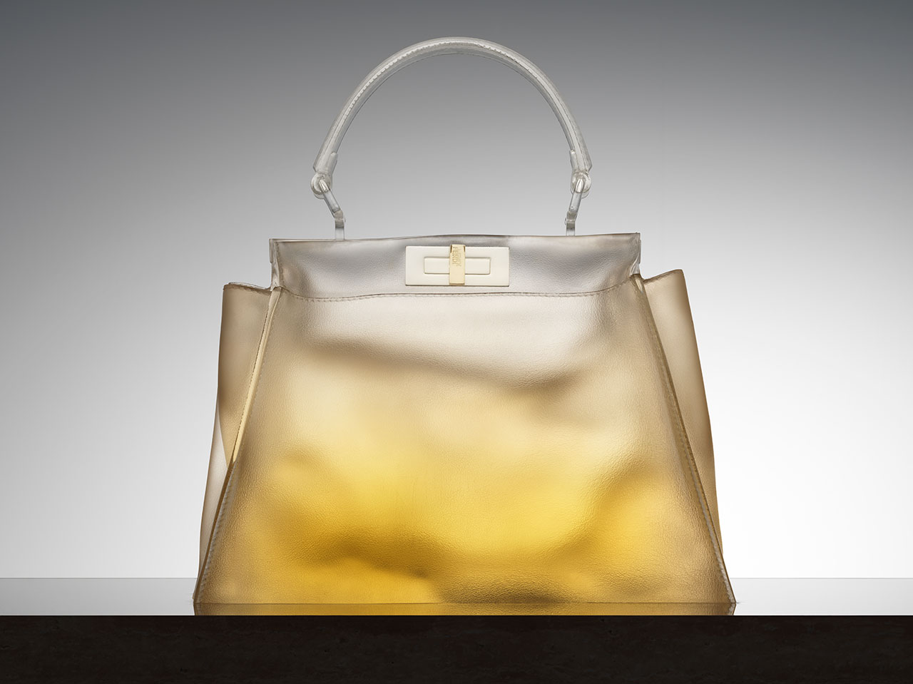 Peekaboo Bag. Photo by Carl Kleiner, courtesy of FENDI.