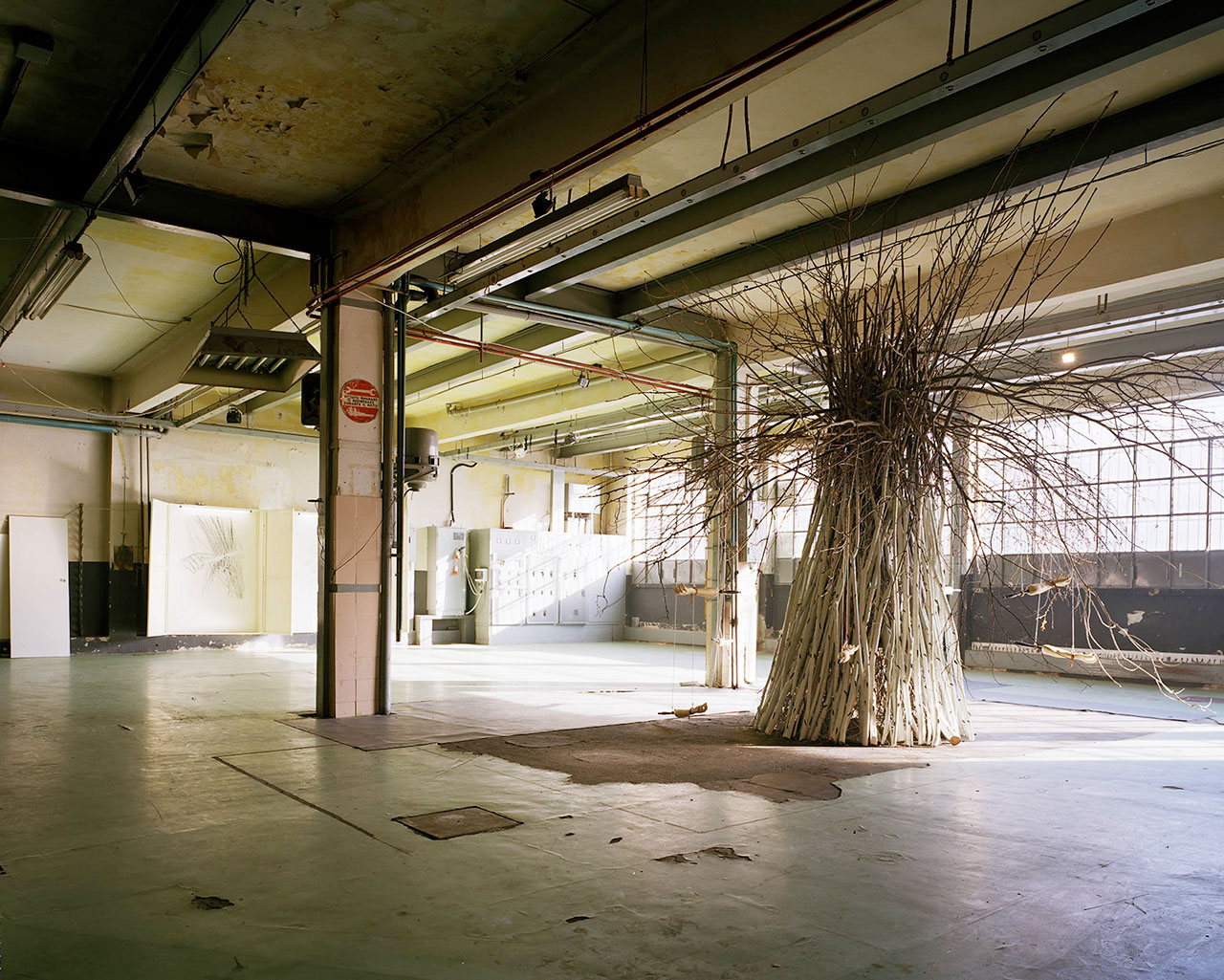 SINFLEX. Excerpt 2006/2007. The End of the Last Nest of Power. Photo by Pierpaolo Ferrari.