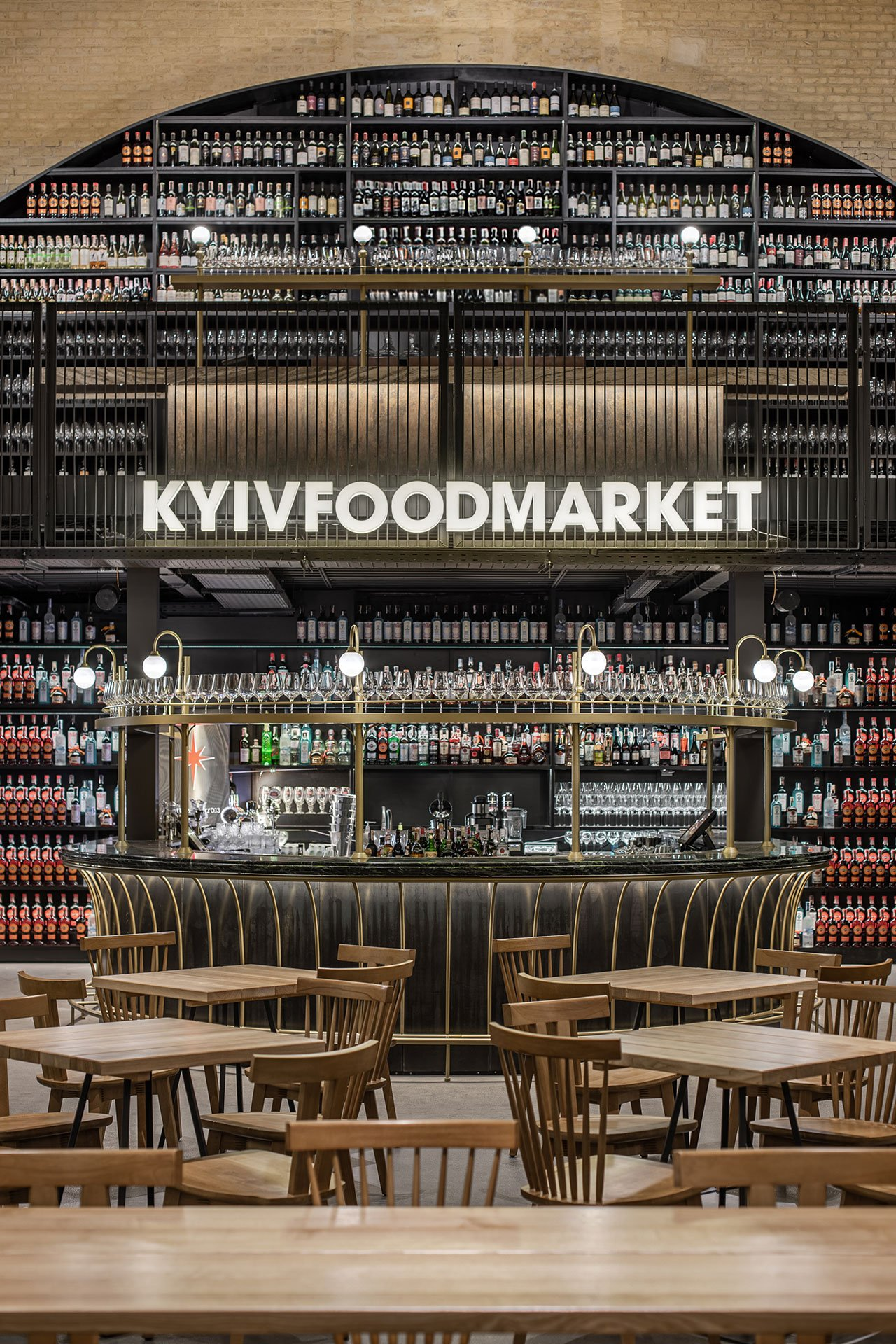 Kyiv Food Market by balbek bureau. Photo by Yevhenii Avramenko.