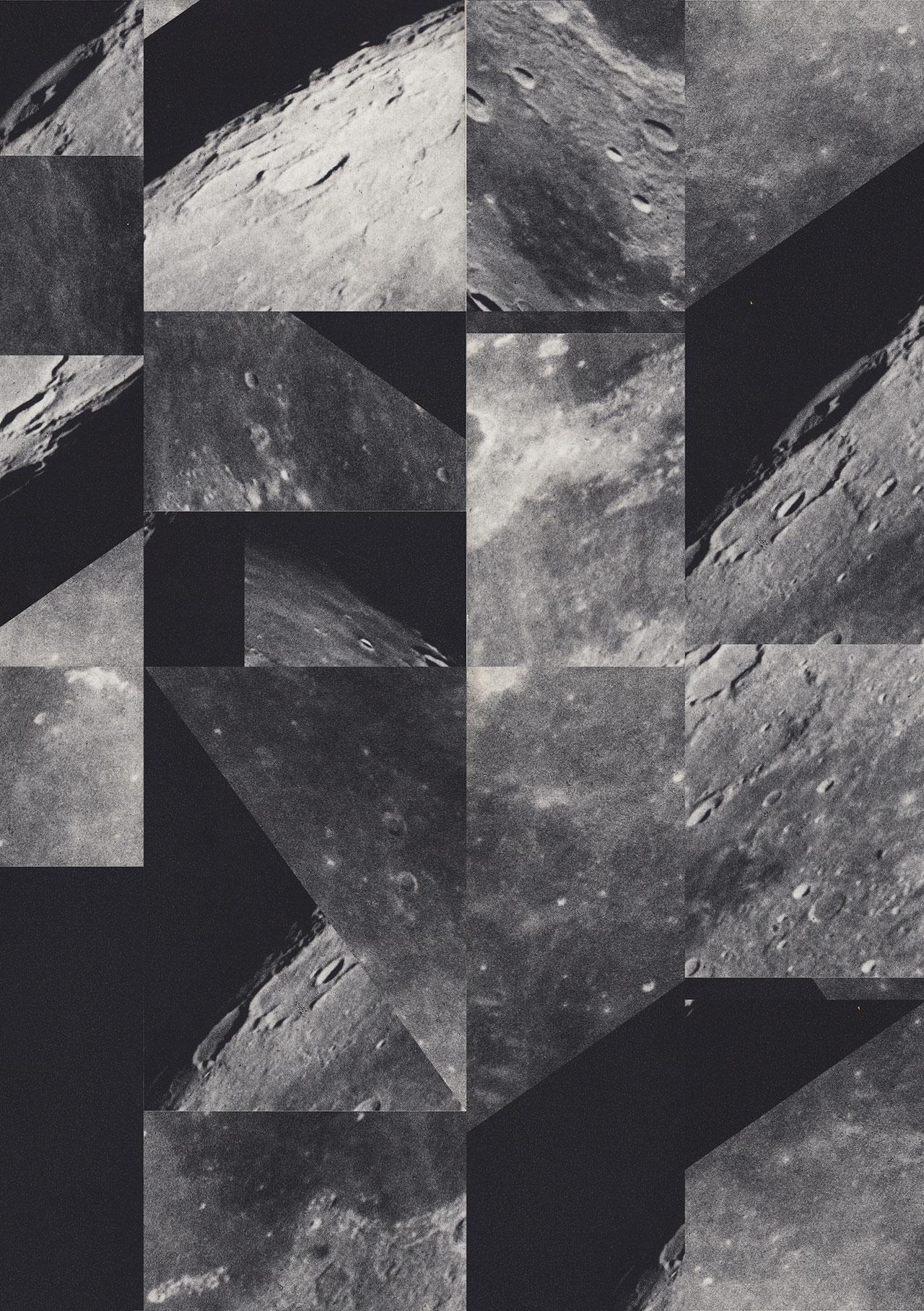 Moons series Sense#2 35x50cm © Luis Dourado.