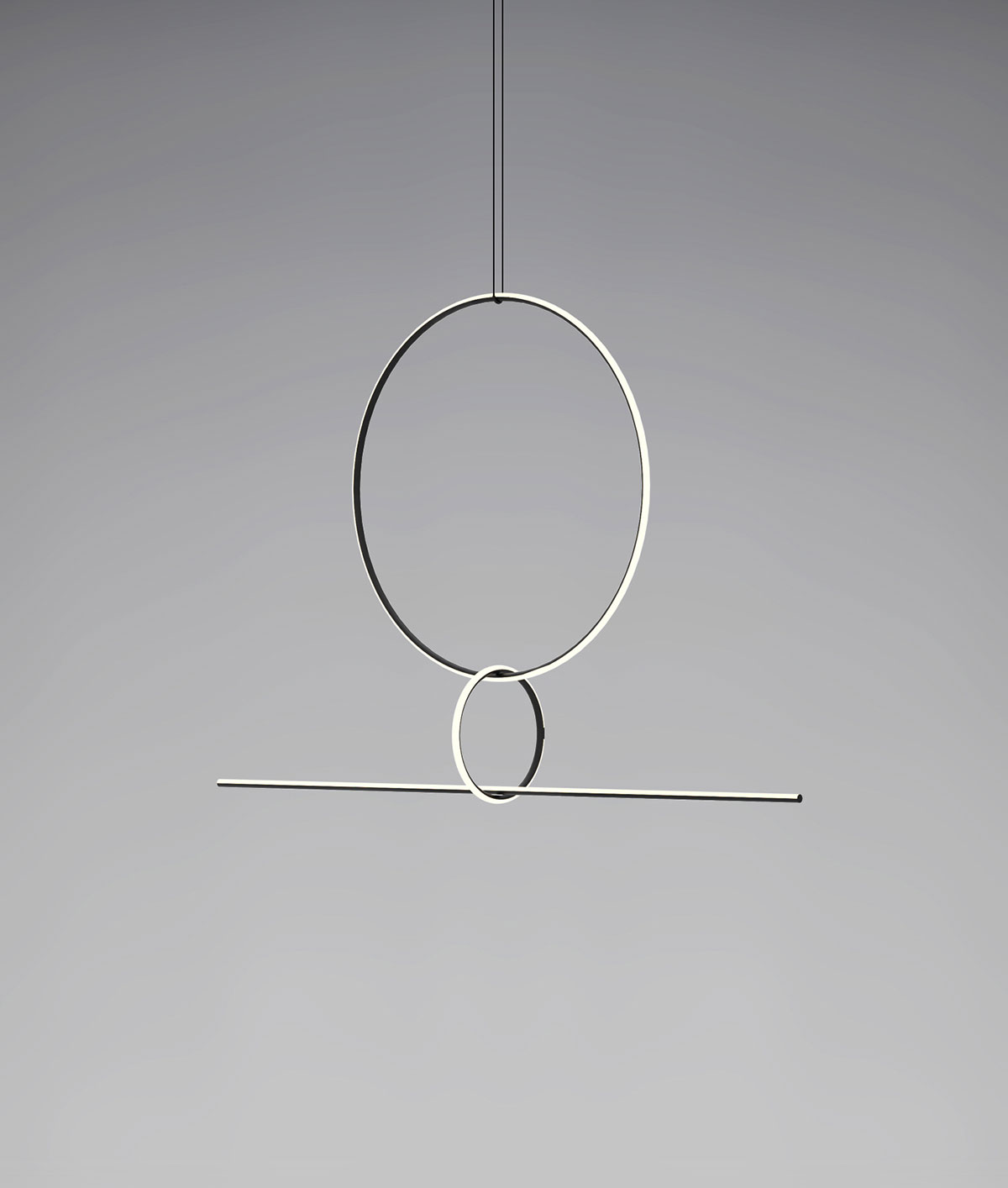 Arrangements lighting series by Michael Anastassiades for FLOS.