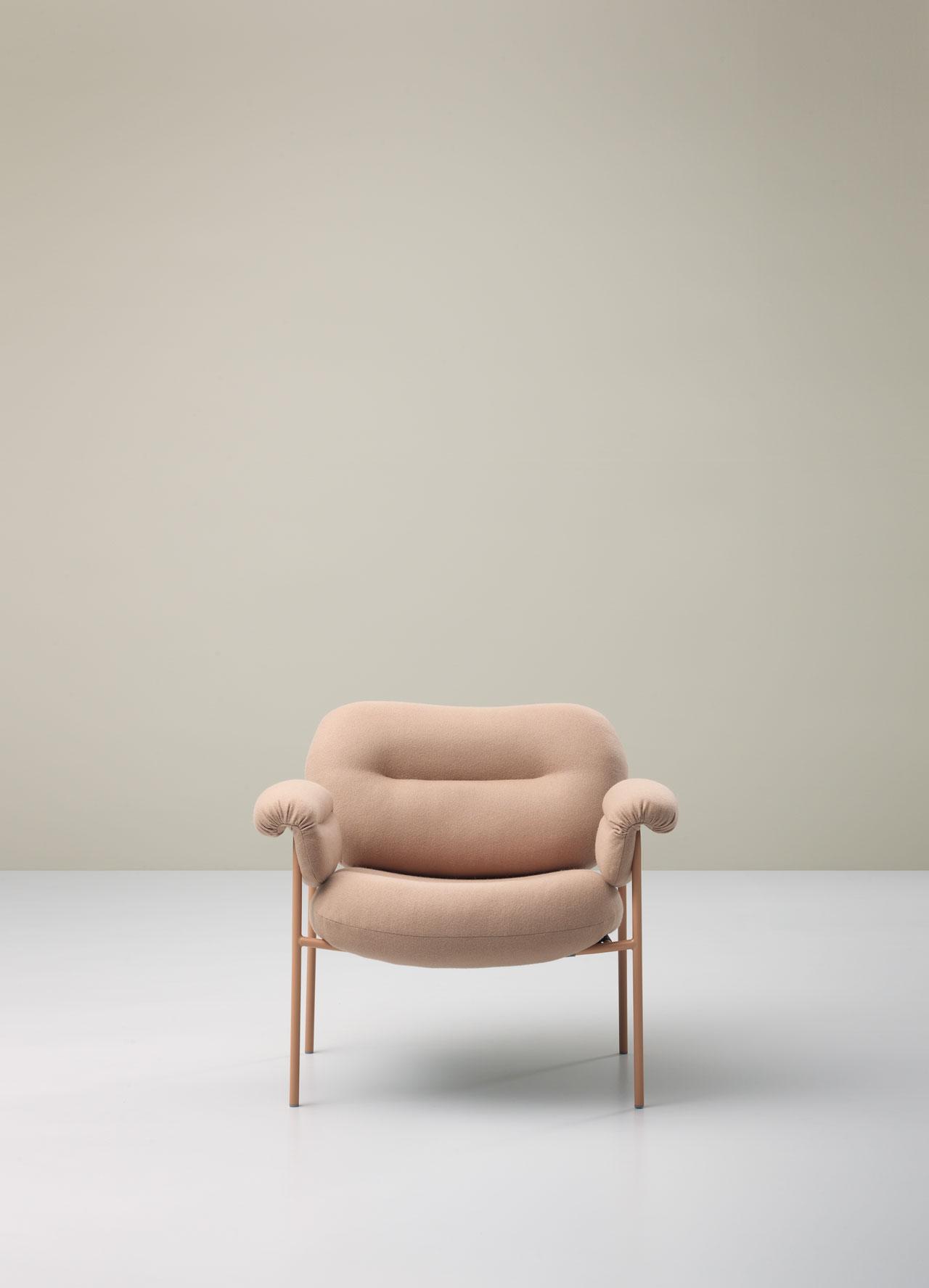Bollo armchair by Fogia.