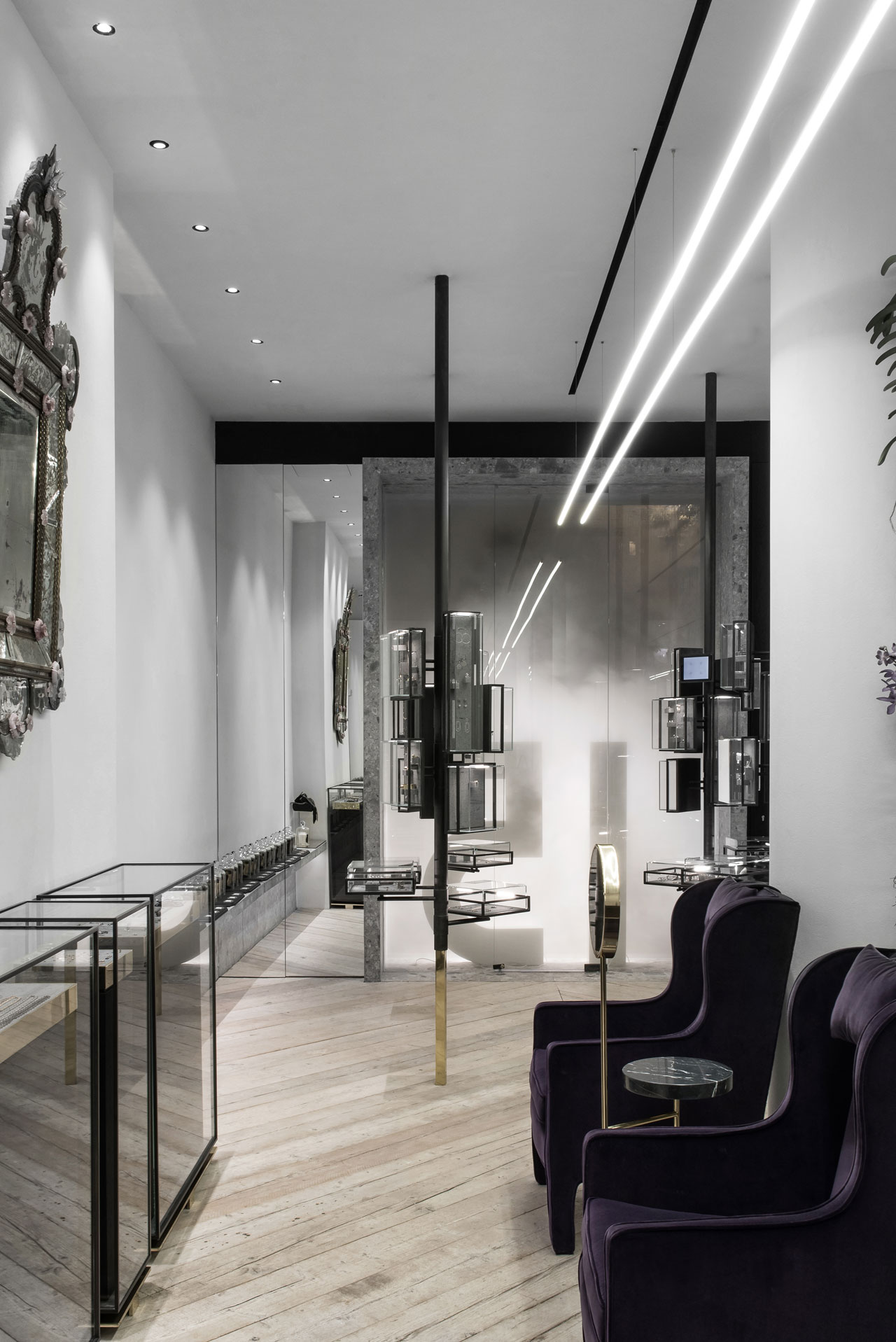 Ileana Makri Store by Kois Associated Architects.Photo by George Sfakianakis, © Ileana Makri.