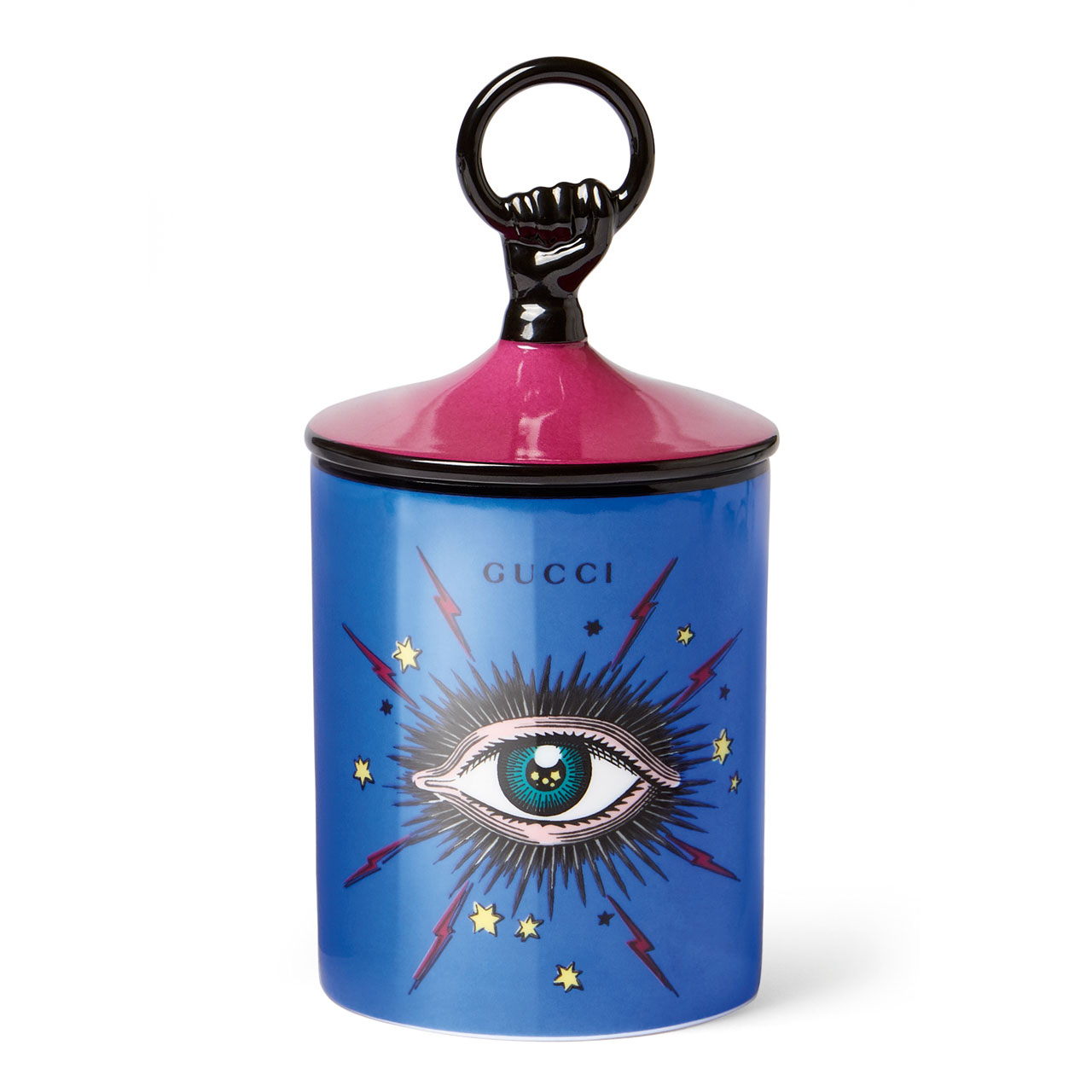 Fumus, Star Eye candle by GUCCI Décor, © GUCCI.