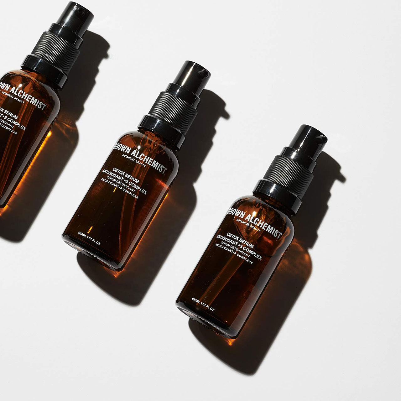 Detox Serum, Antioxidant+3 Complex© Grown Alchemist.
