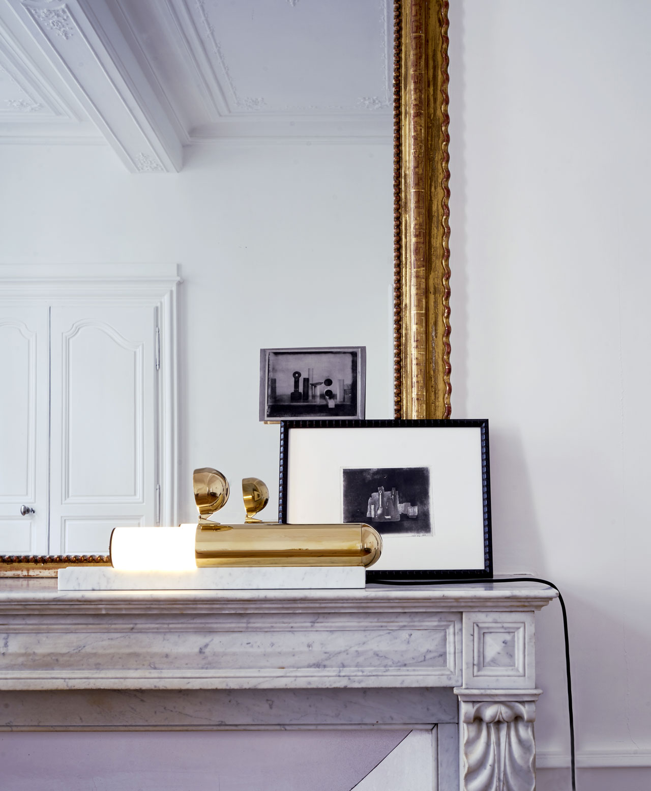 ISP table lamp by Ilia Potemine for DCW editions.