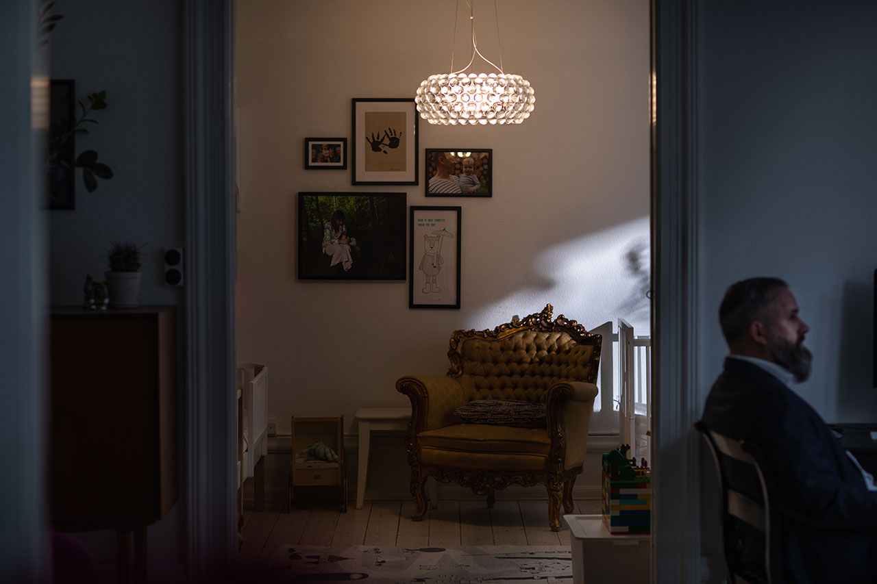 From the VITE photo series by Gianluca Vassallo for Foscarini.