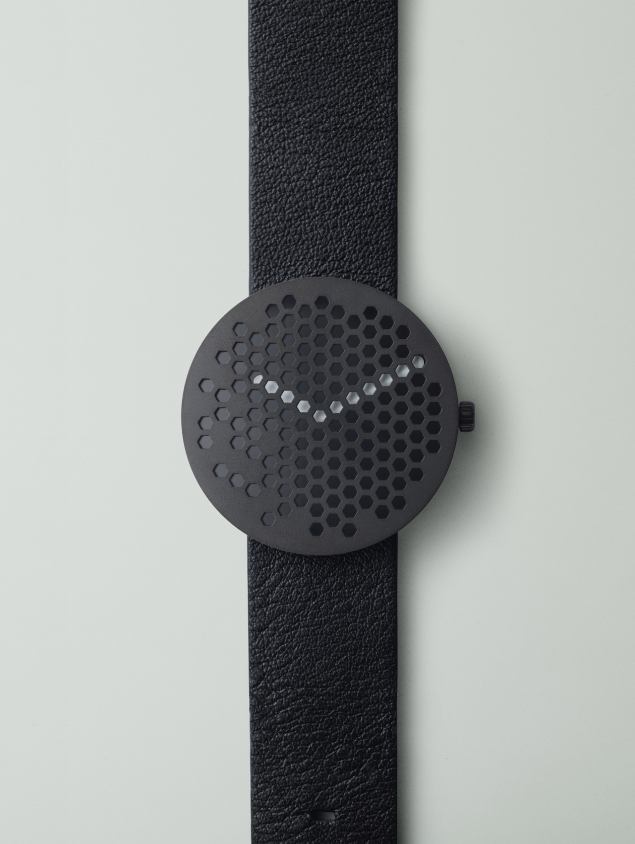 Alexander Lervik's Bikupa watch, created for his own design brand Tingest.
