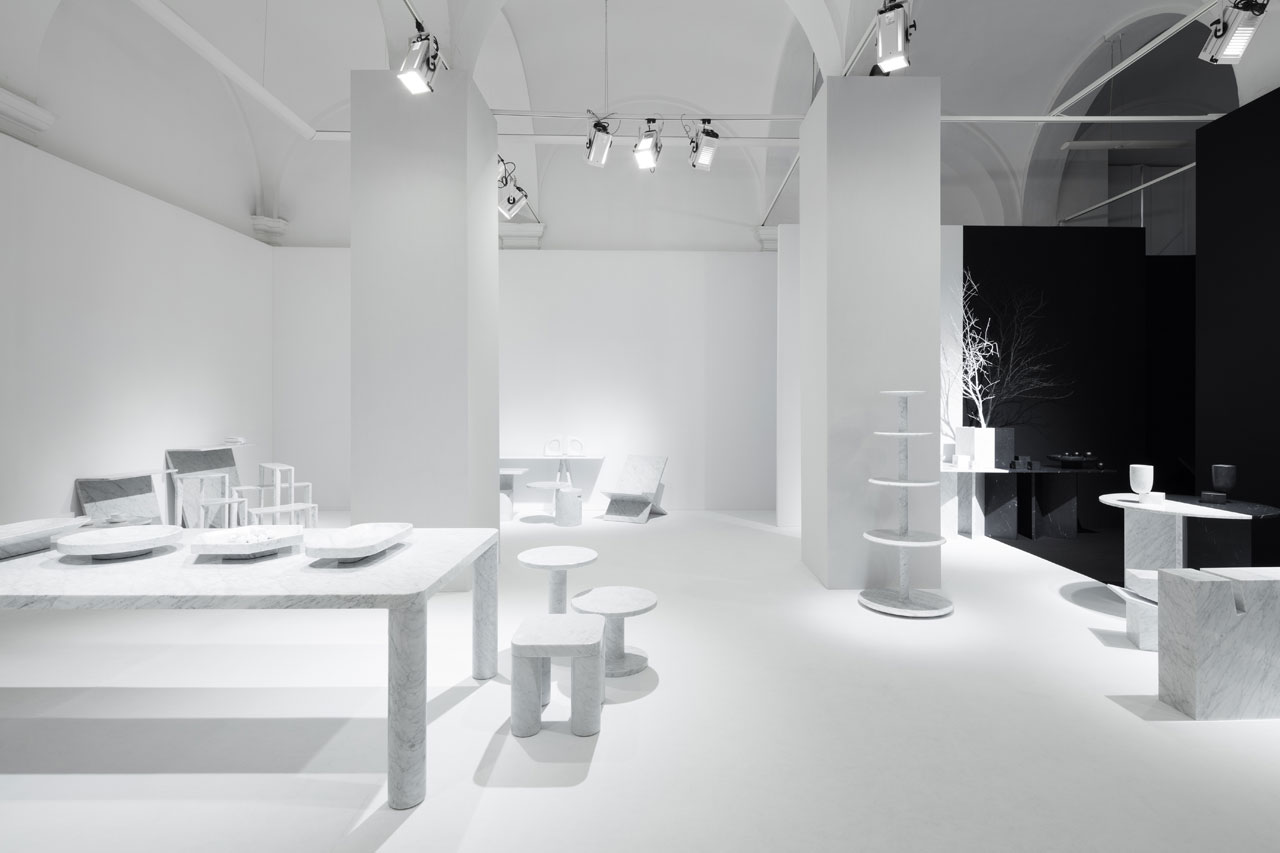 Light & Shadow by Nendo for Marsotto edizioni. Photo by Takumi Ota.
