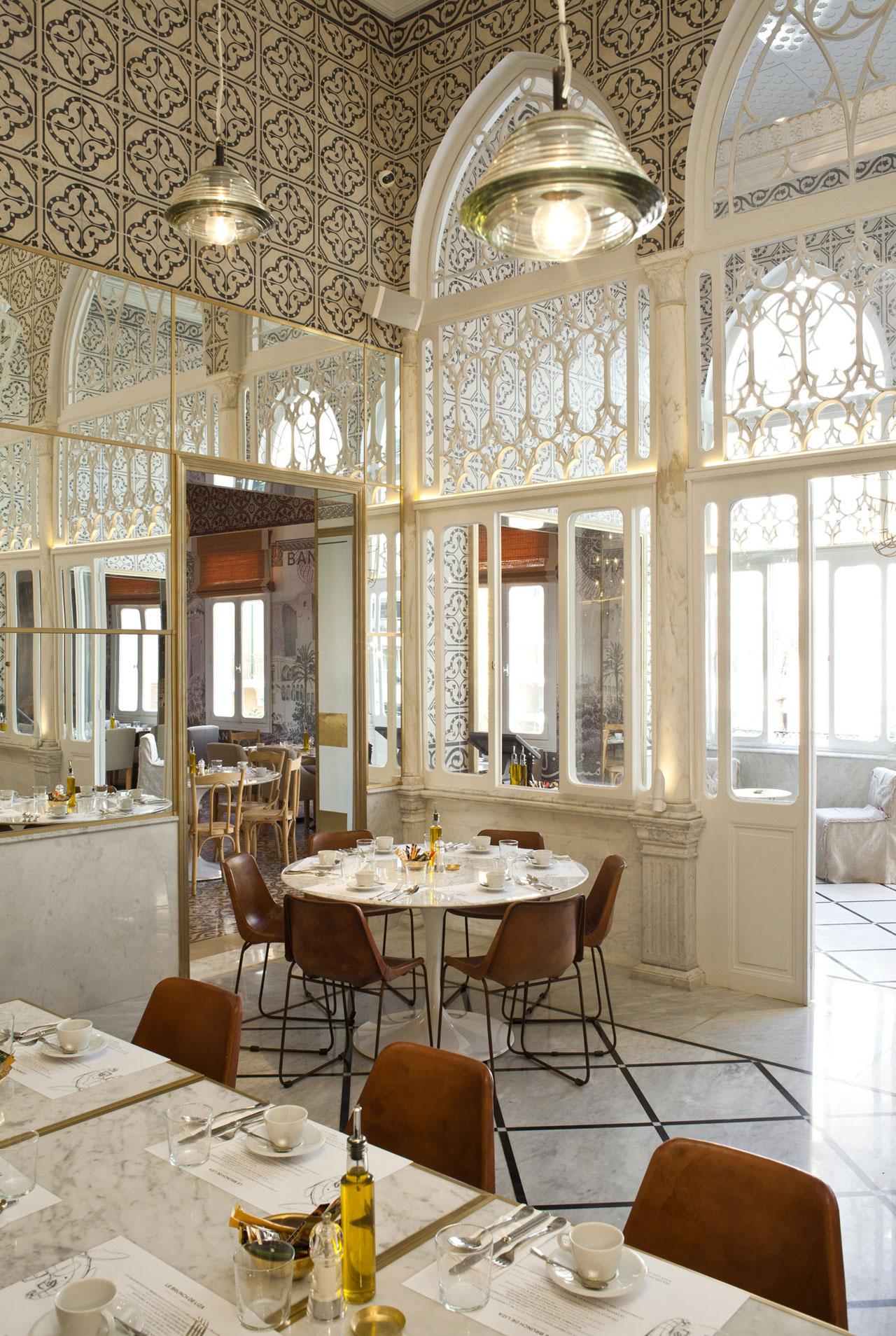 LISA restaurant in Beirut, photo © LISA Beirut.