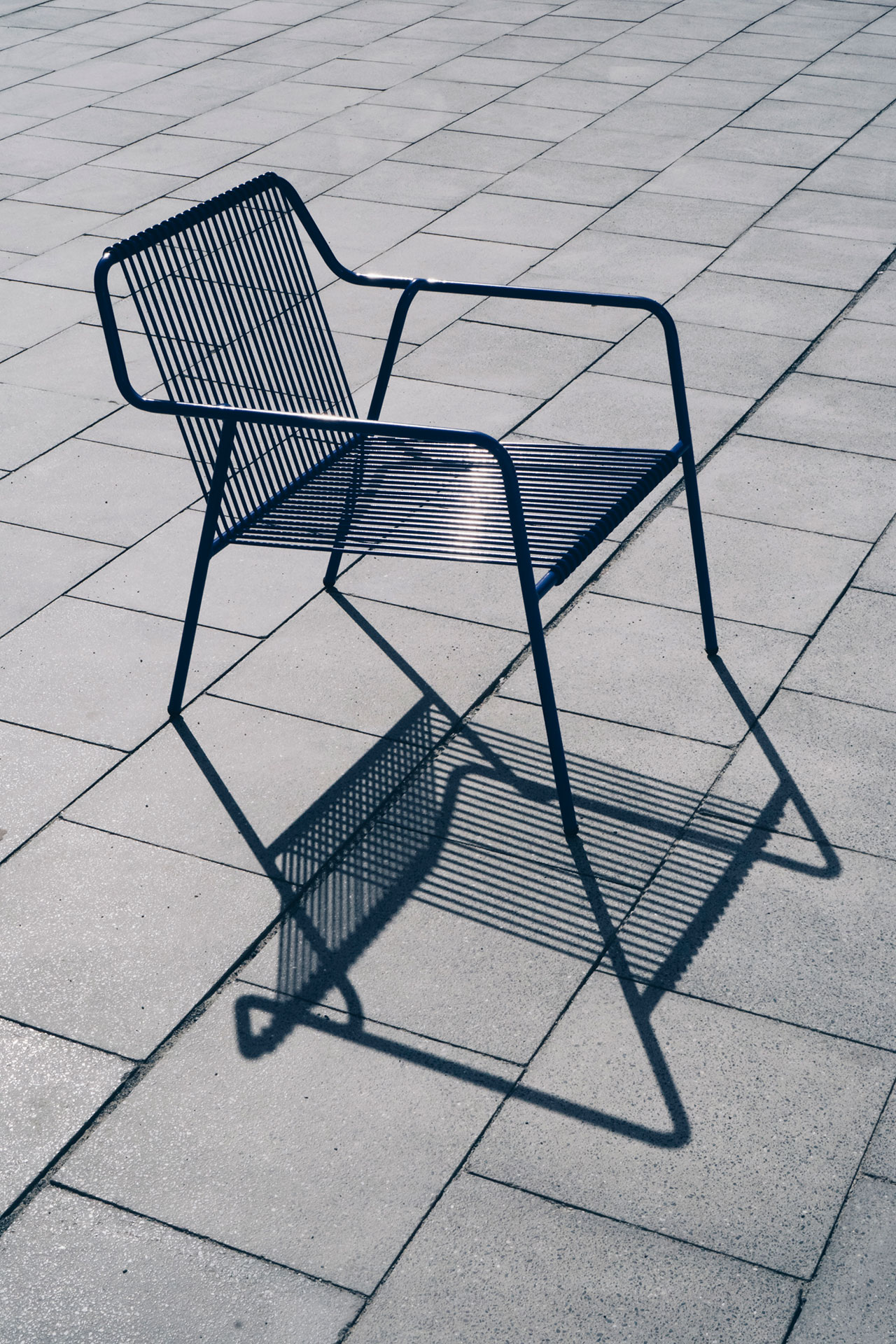 Mike lounge chair by Local Industries. Photo by Mothana Hussein. © 2018 Local Industries