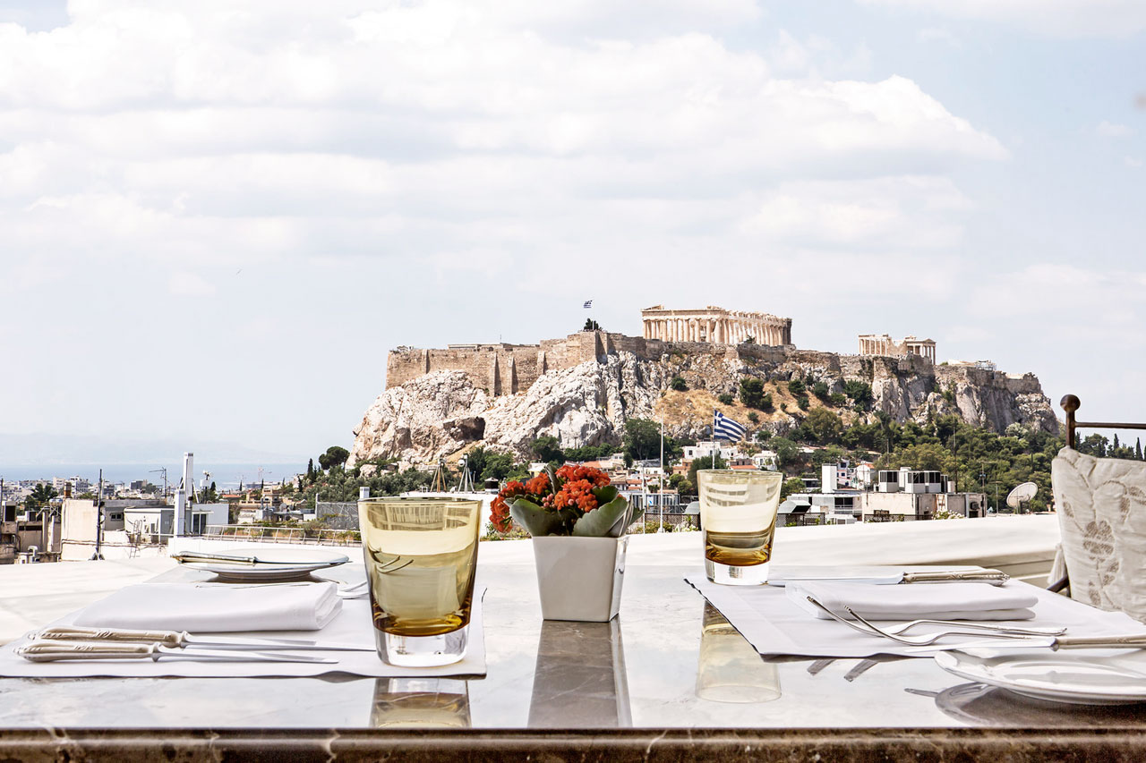Photo © King George, a Luxury Collection Hotel, Athens.