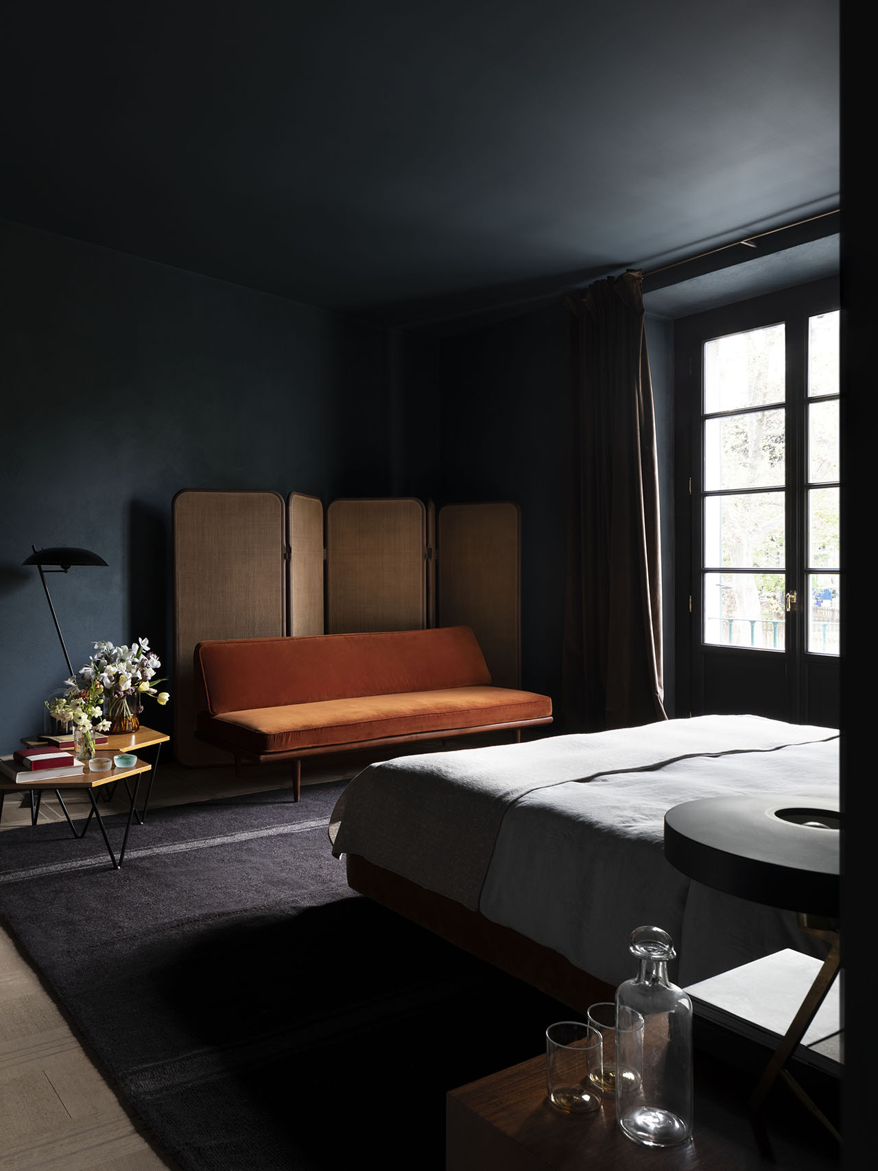 The Sister Hotel (Opening: autumn 2019 on Via Scaldasole 7) by entrepreneur Mauro Orlandelli, founder of the holistic Six project, and art director Samuele Savio.Photo © Alberto Strada .