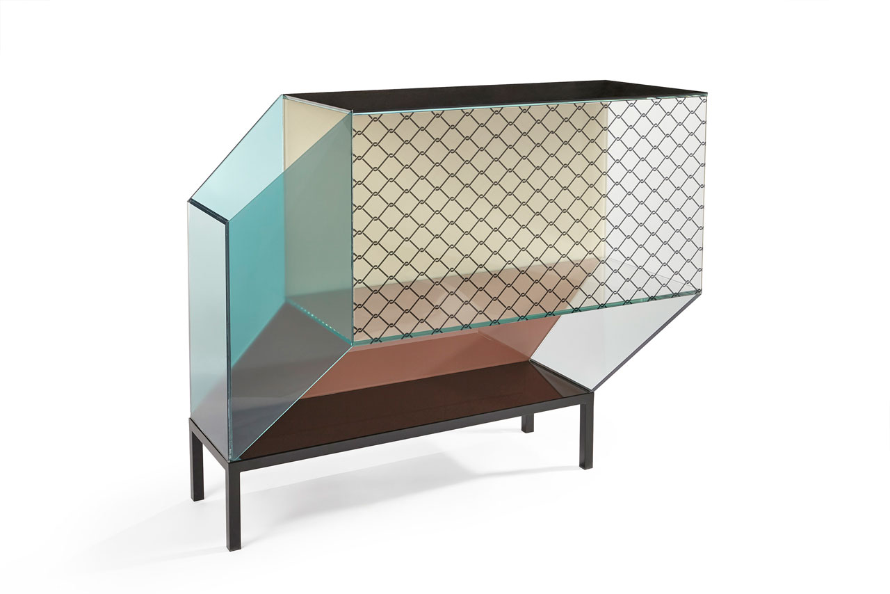 Miscredenza by Patricia Urquiola + Federico Pepe for Editions Milano.