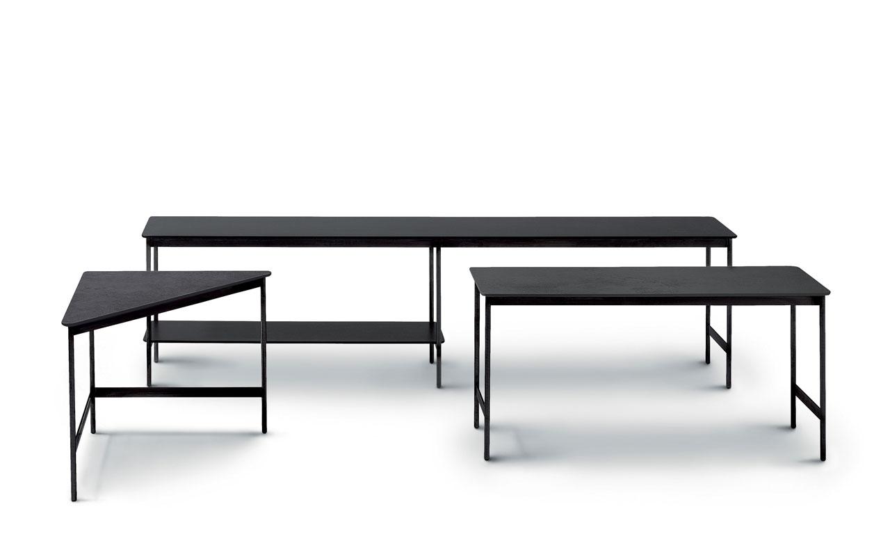 Capilano tables by LucaNichetto forArflex.