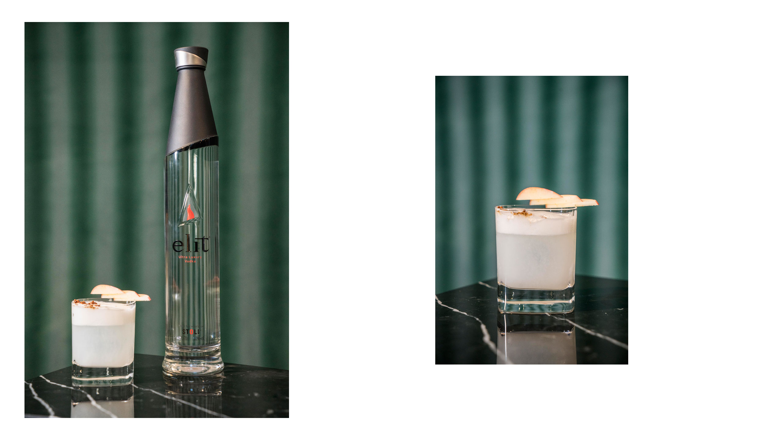 """Object"" by elit® Vodka, inspired by El Lissitzky. Photo© elit® Vodka."