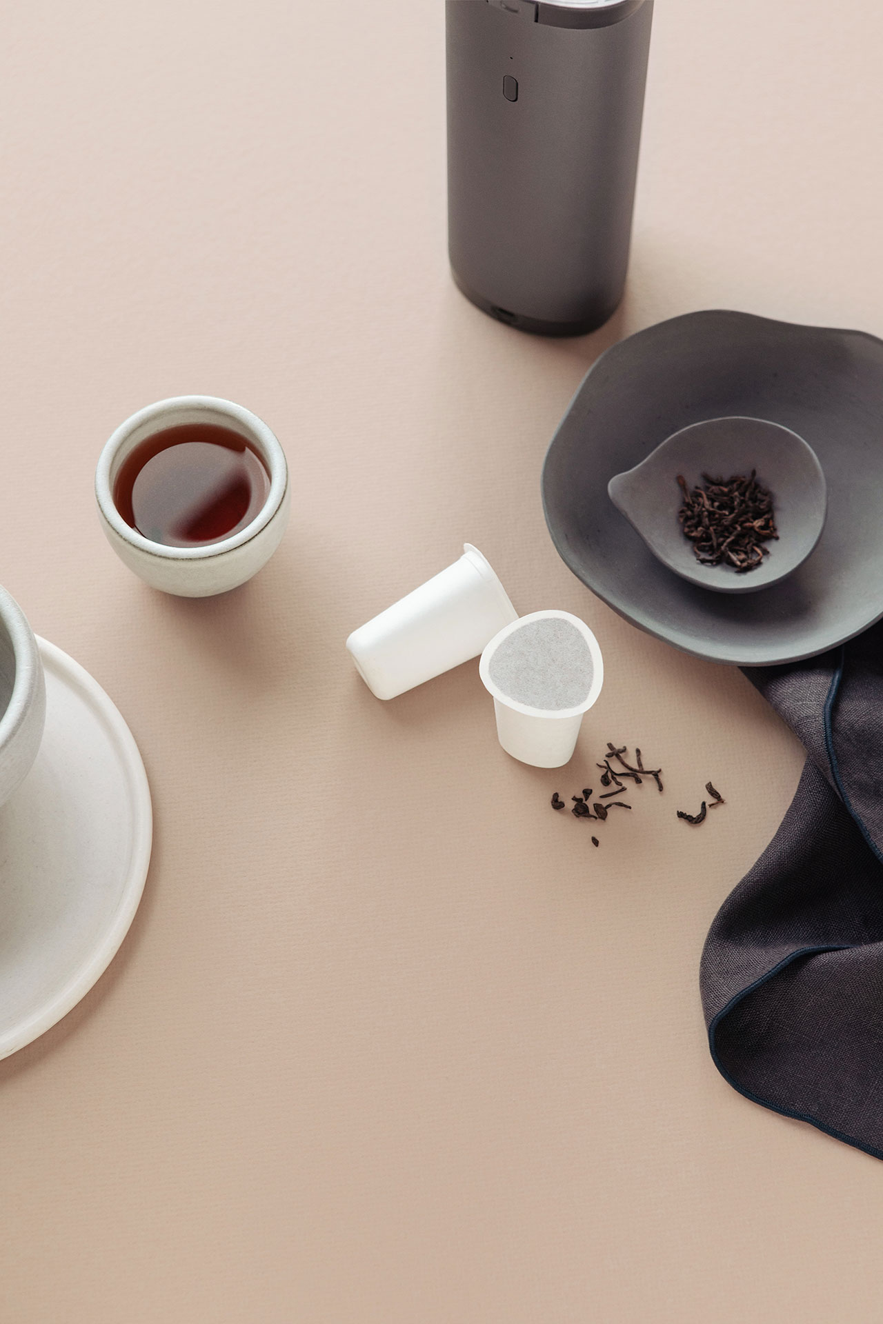 Osma: a radically new way to brew tea and coffee© Osma.