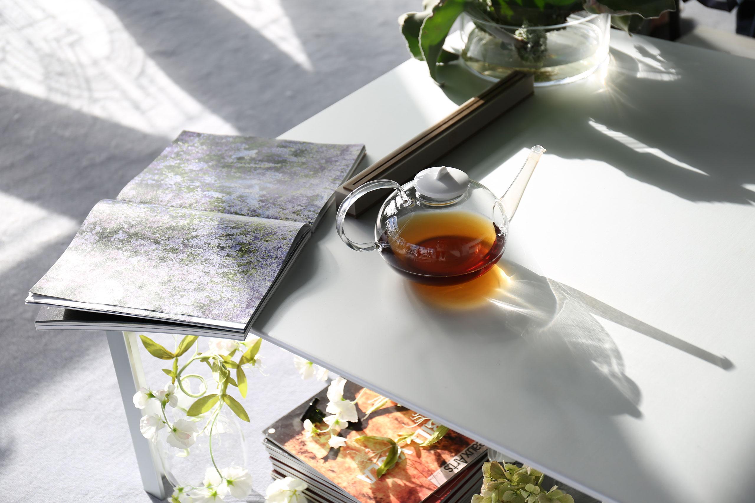 Jukro tea. Photo by Mohéli Rinaldi for Yatzer.