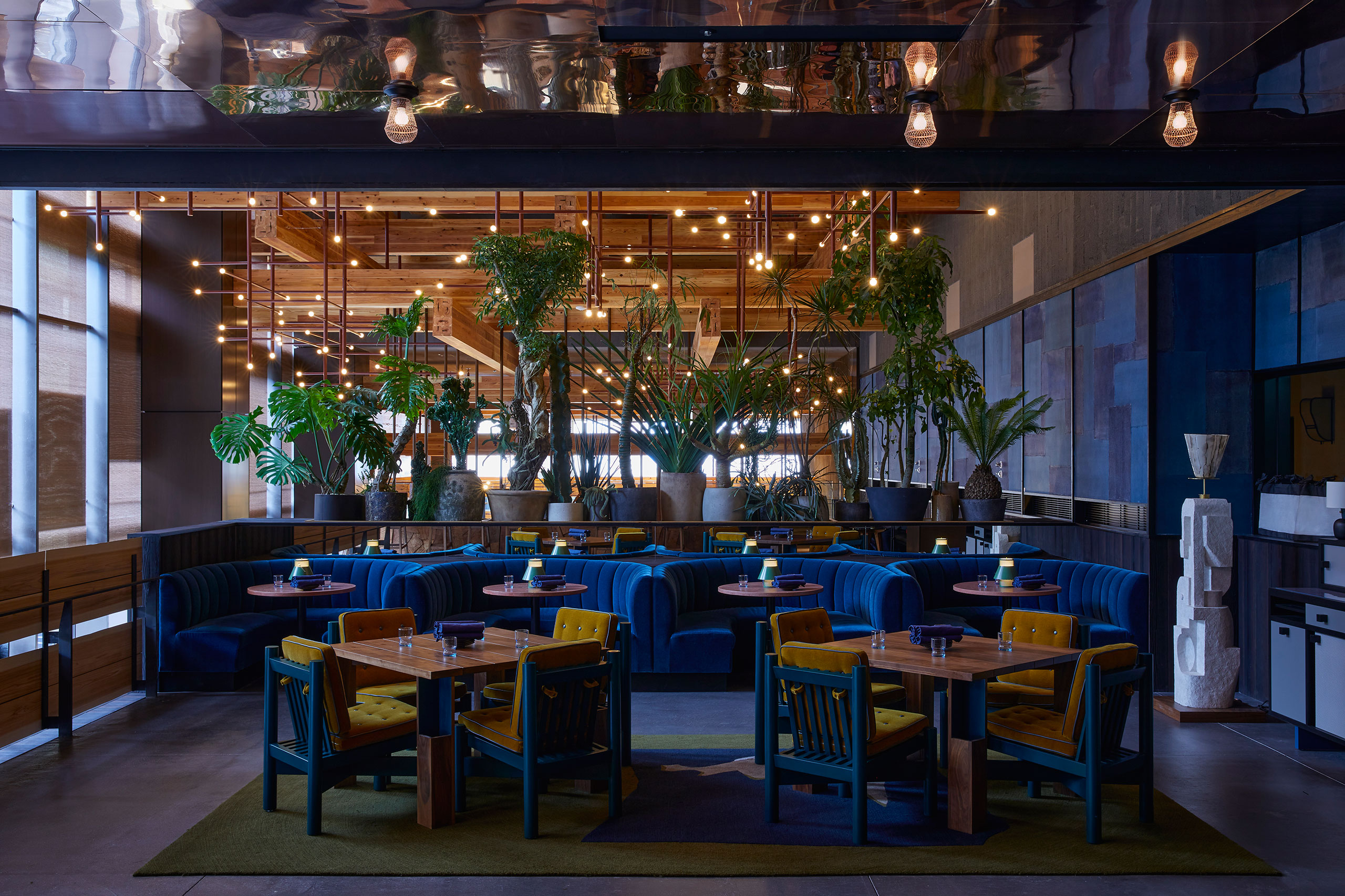 Ace Hotel Kyoto. PIOPIKO bar & taco lounge. Photo by Yoshihiro Makino.