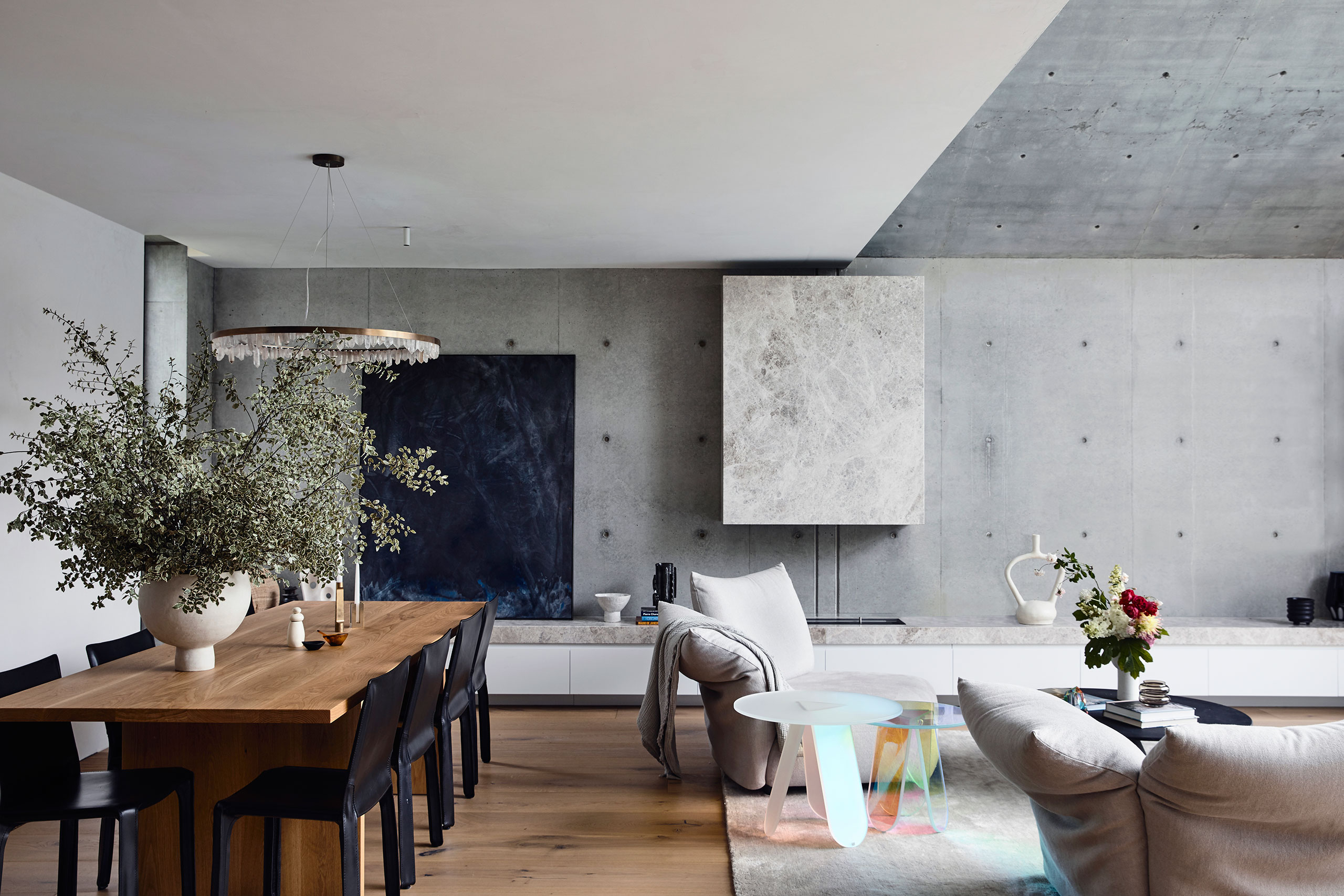 Scandizzo House by Pete Kennon of Kennon+ studio. Photo by Derek Swalwell. Photoshoot styling by Room on Fire.