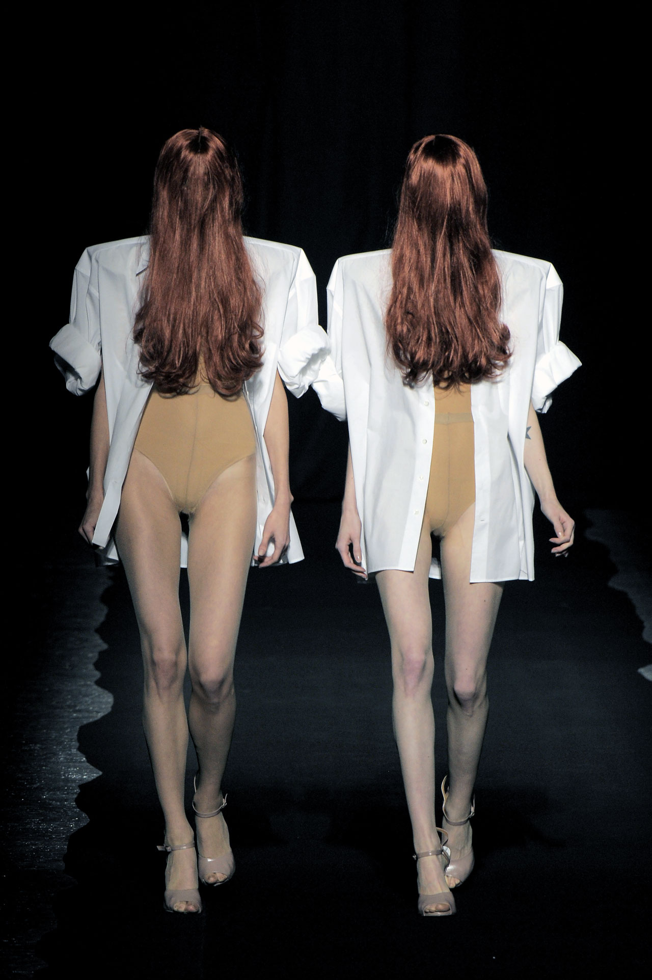 Maison Martin Margiela SS 2009.Photo © Etienne Tordoir.