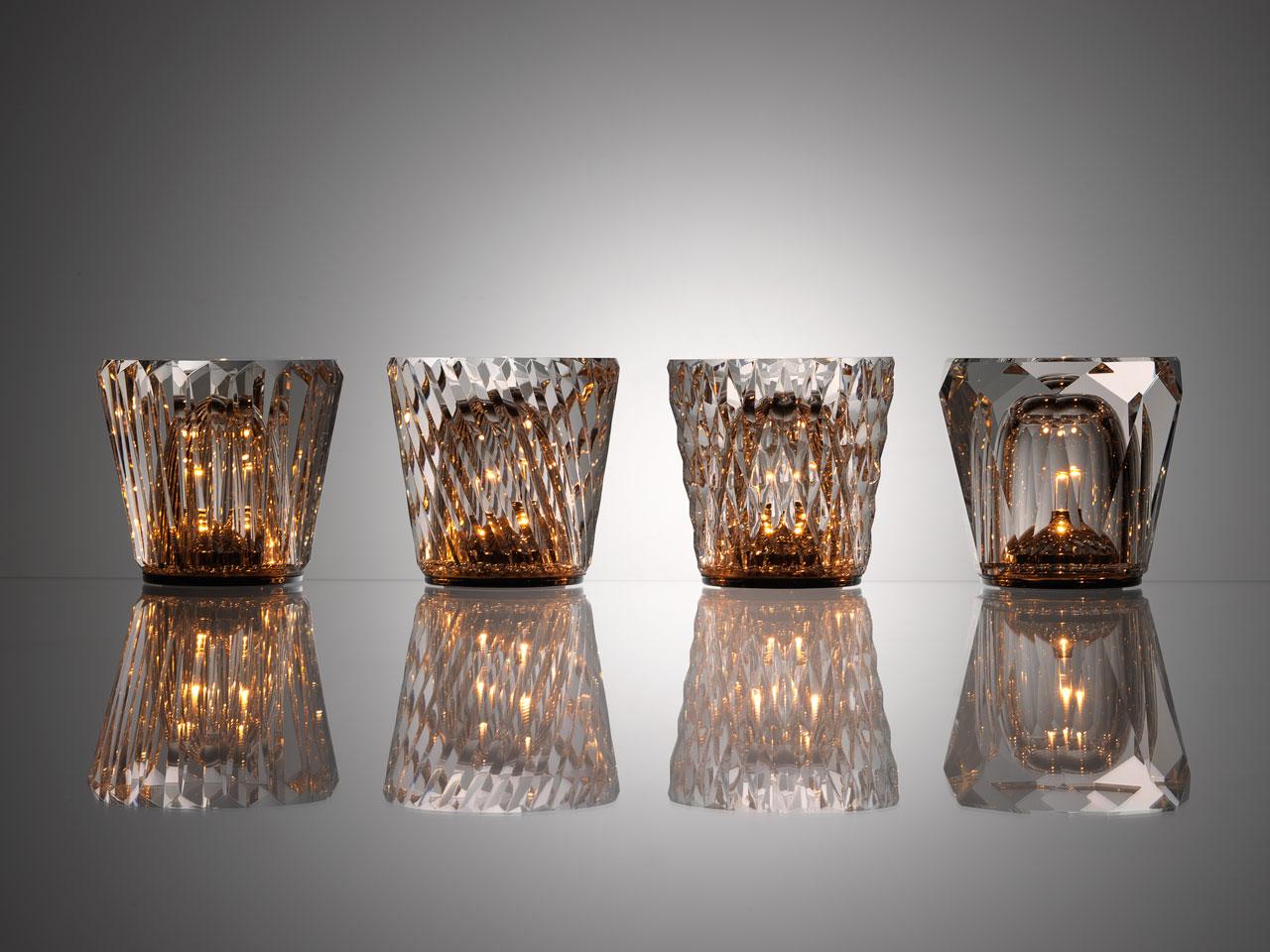 Cordless lamp seriesdesigned by Ryu Kozeki forAmbientec.