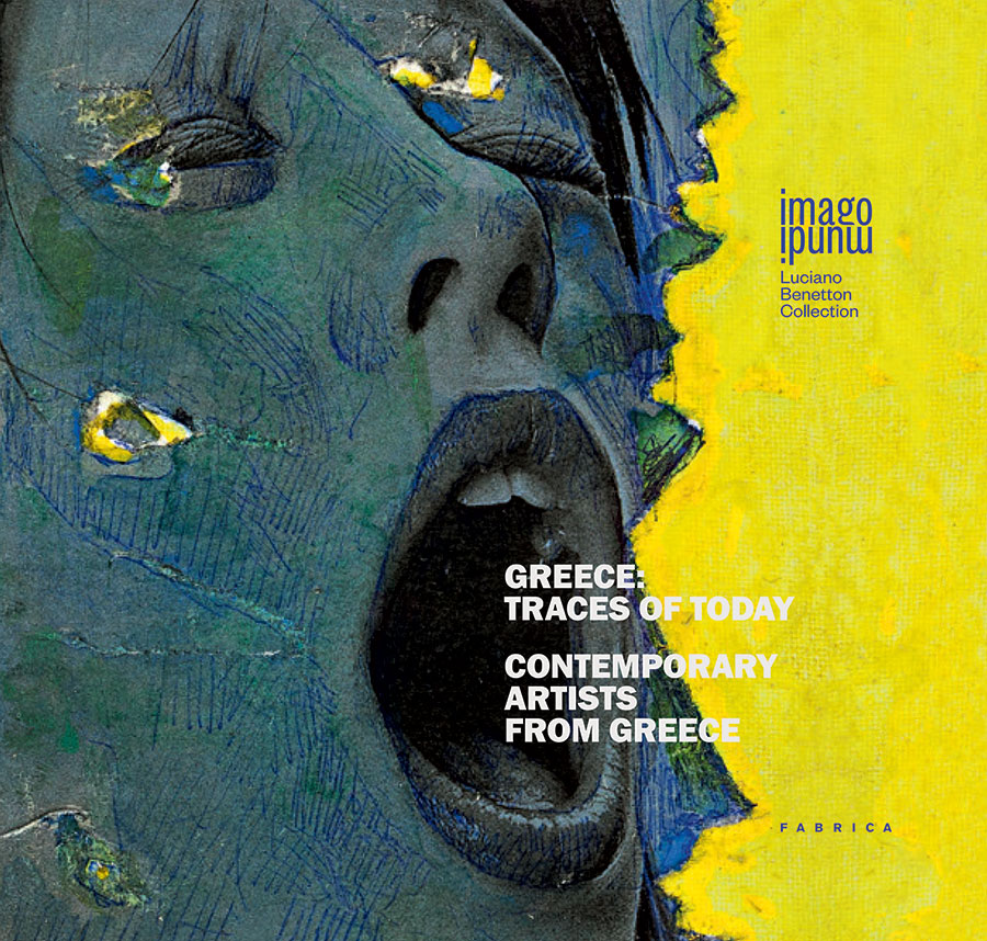 Greece: Traces of Today' cover. © Imago mundi - Luciano Benetton Collection.