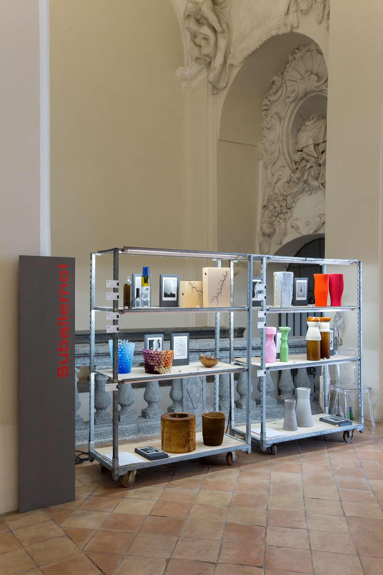 EDIT Napoli exhibition view,Subalterno. Photo © Roberto Pierucci.