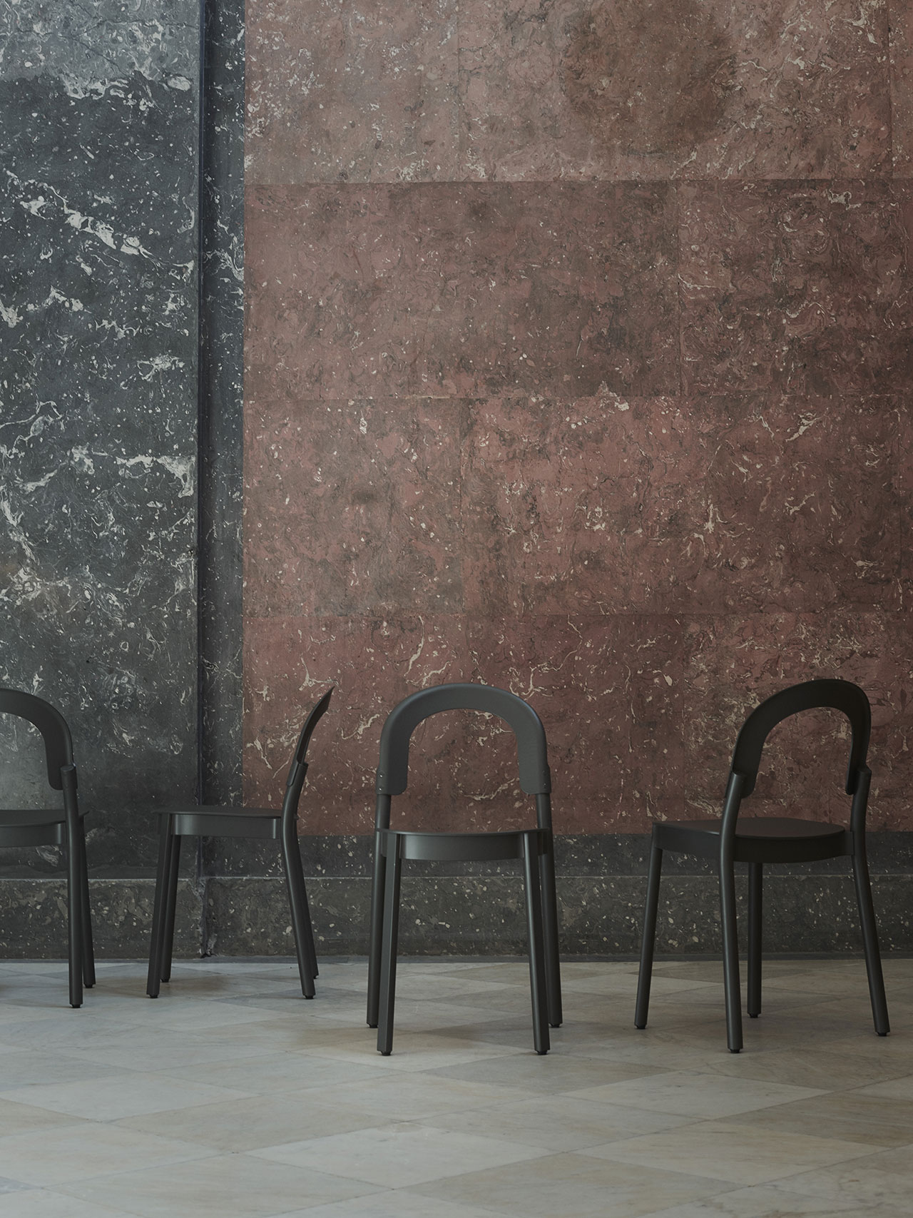 """NM& 037: """"Chapeau"""" chair by TAF produced by Offecct. Photo by Pia Ulin."""