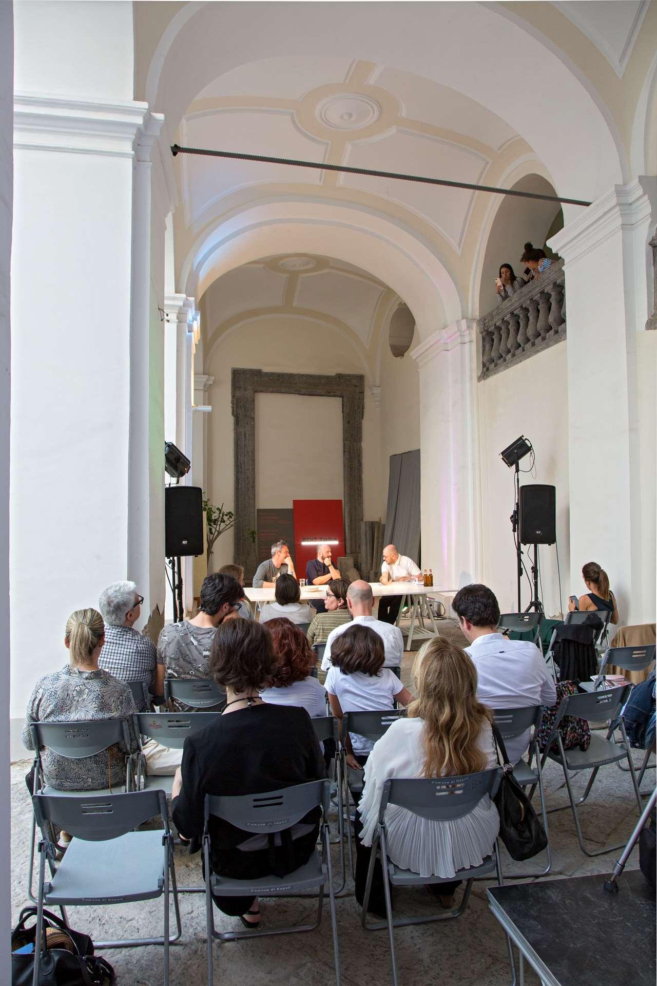 EDIT Napoli,EDIT Talks. Design Kitchen with Vittorio Venezia.Photo © Roberto Pierucci.