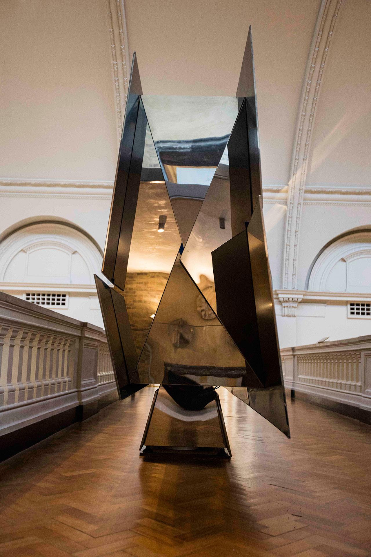 BelovedbyTabanlıoğlu Architects. The London Design Festival at the V&A.Installation view.Photoby Emre Dörter.