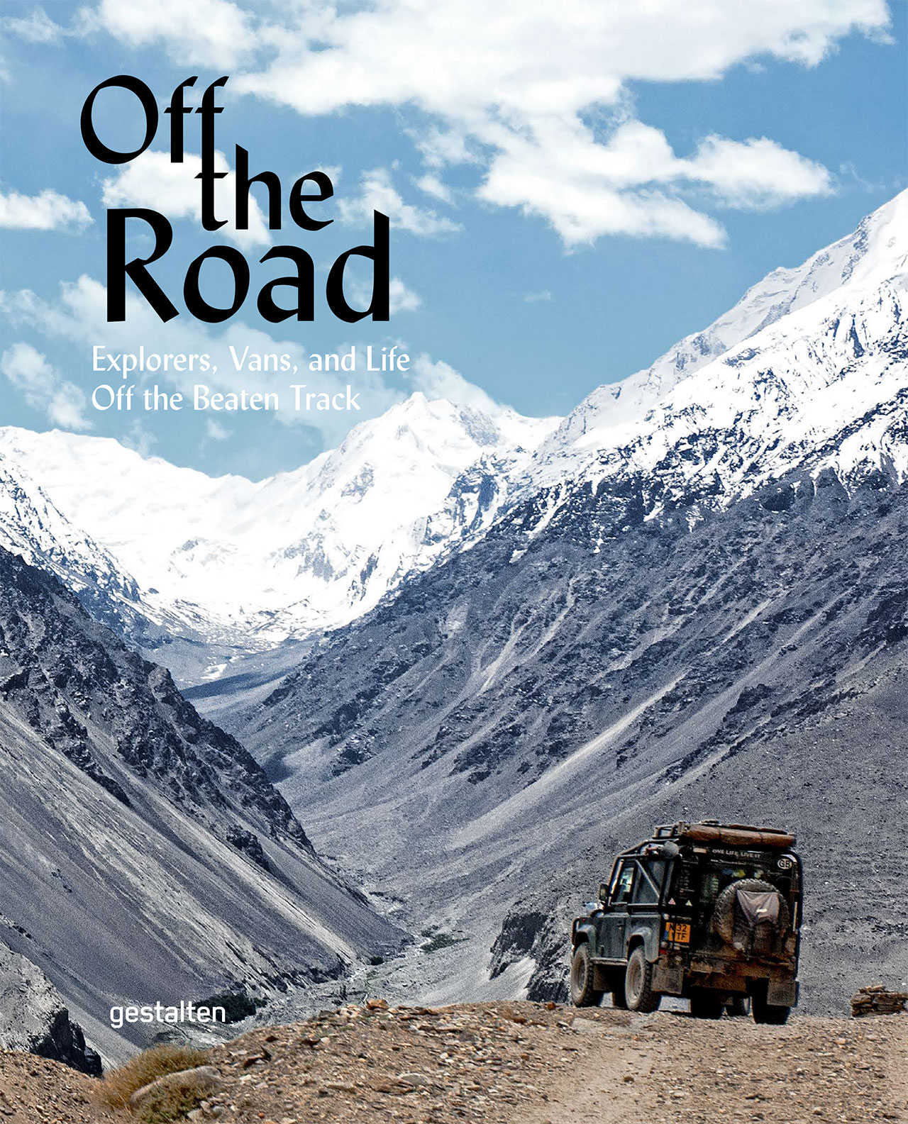 'Off the Road', Book Cover, © Gestalten 2016.