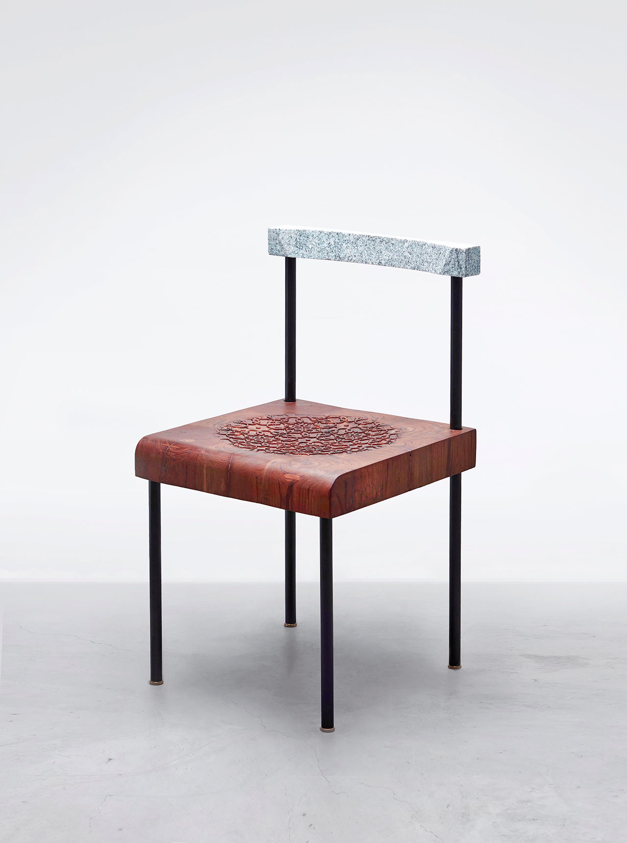 Sancha (Block) dining chair. Photo by Sameer Belvalkar.