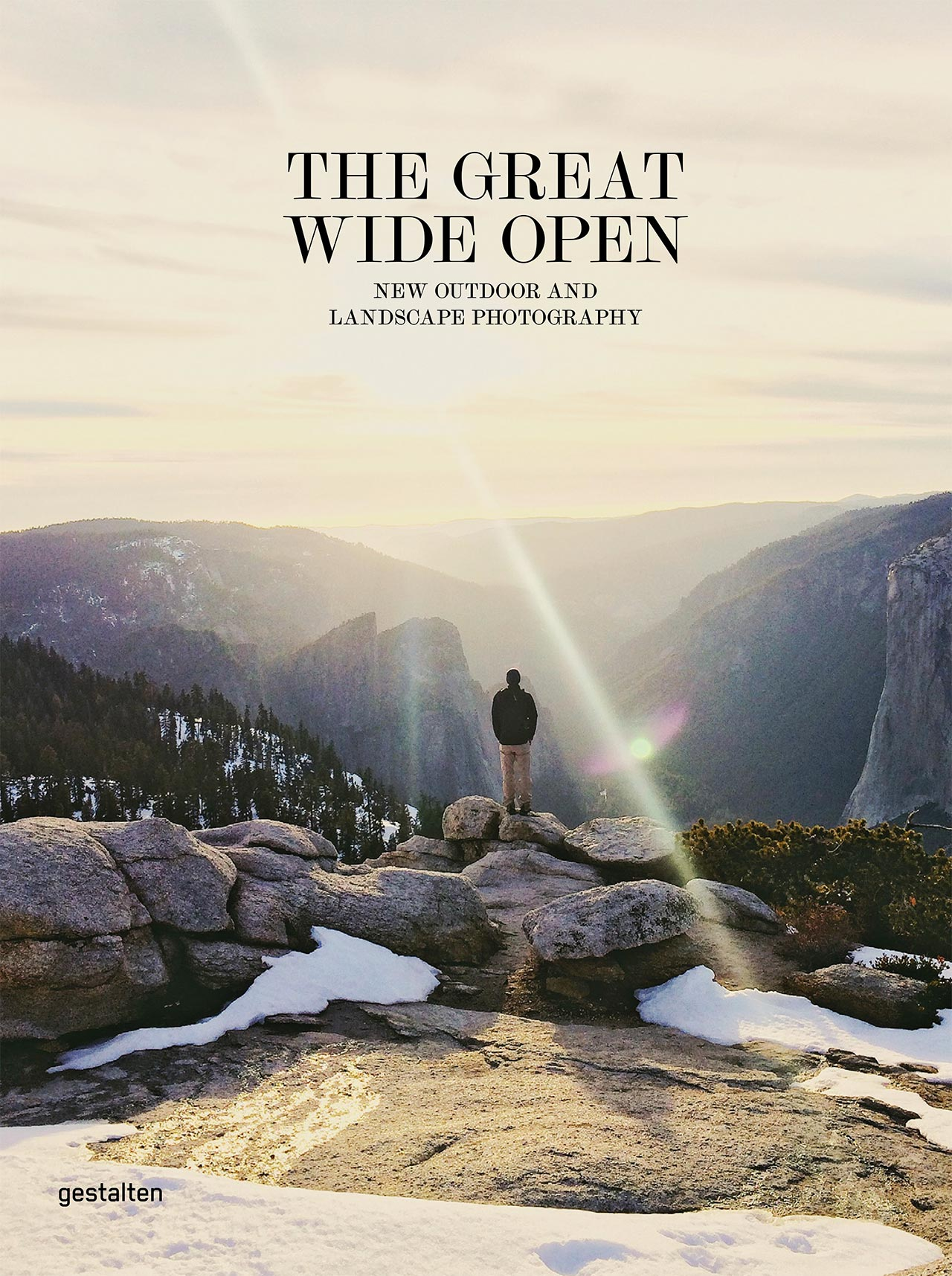 'The Great Wide Open' Book Cover © Gestalten 2015.