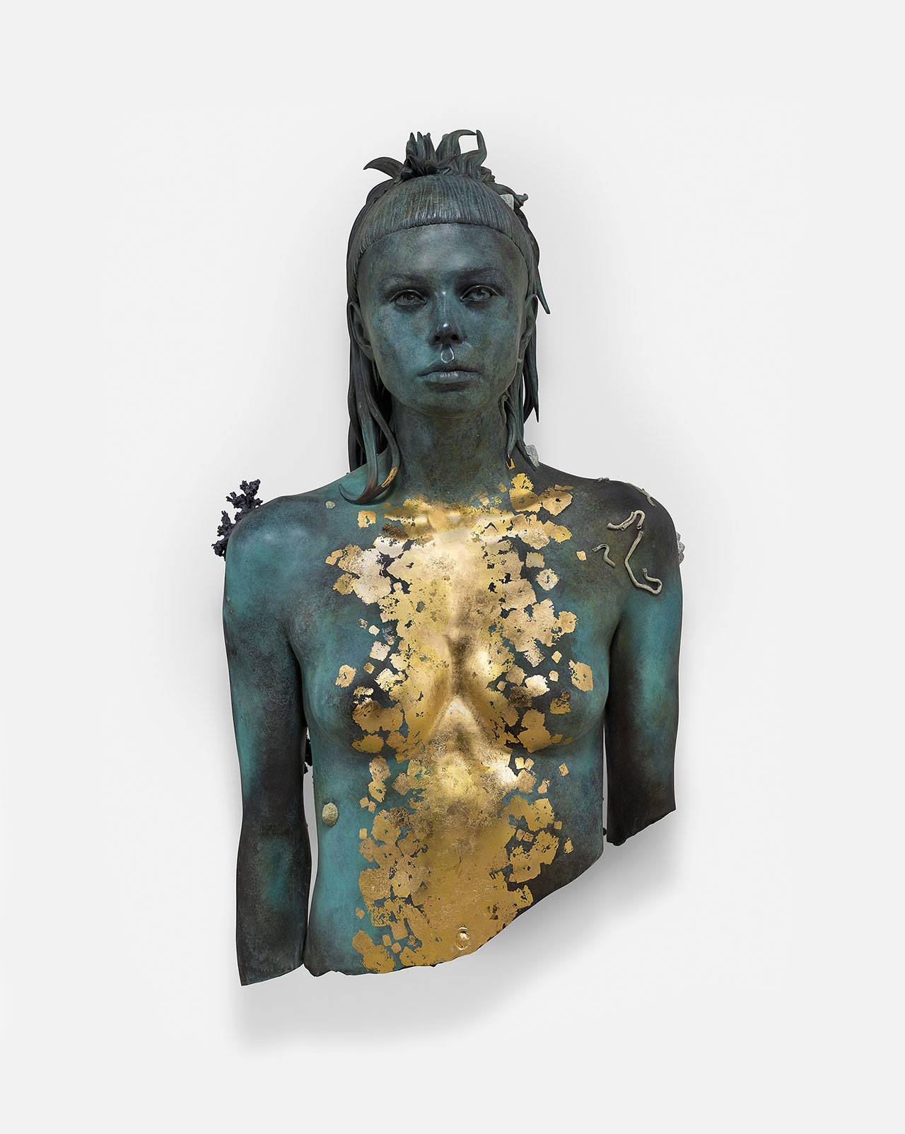 Damien Hirst, Aspect of Katie Ishtar ¥o-landi. Photographed by Prudence Cuming Associates © Damien Hirst and Science Ltd. All rights reserved, DACS/SIAE 2017.