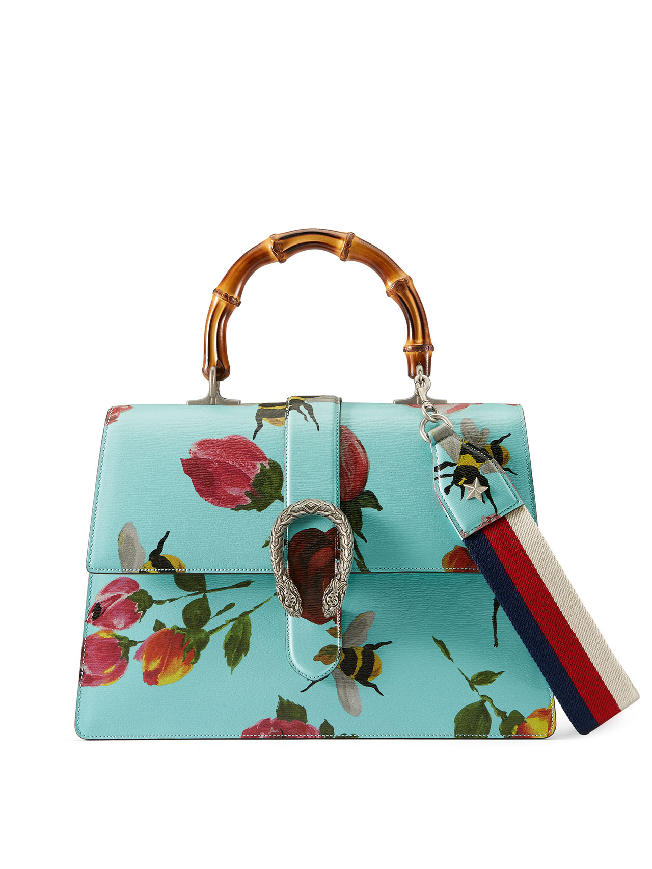 Handbag from the Gucci Garden series. Photo © Gucci.