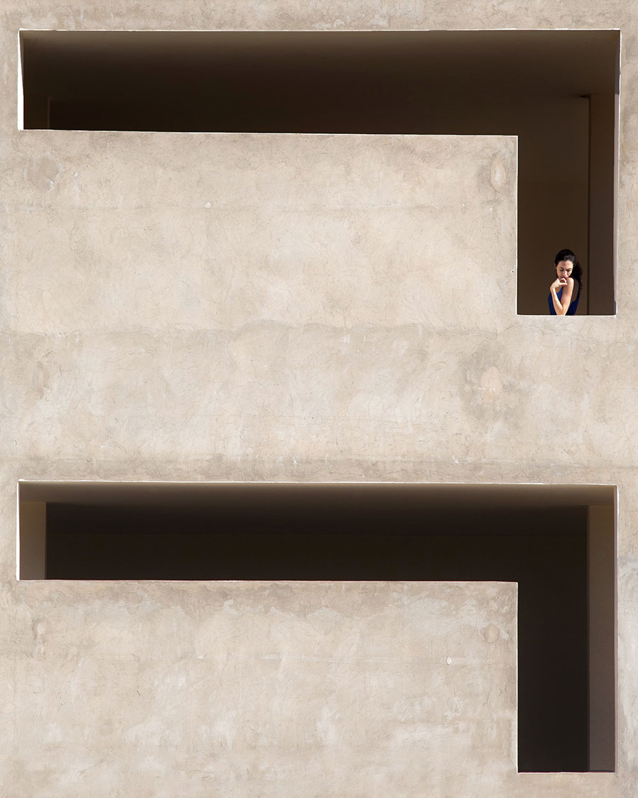 Double L, photo © Serge Najjar.