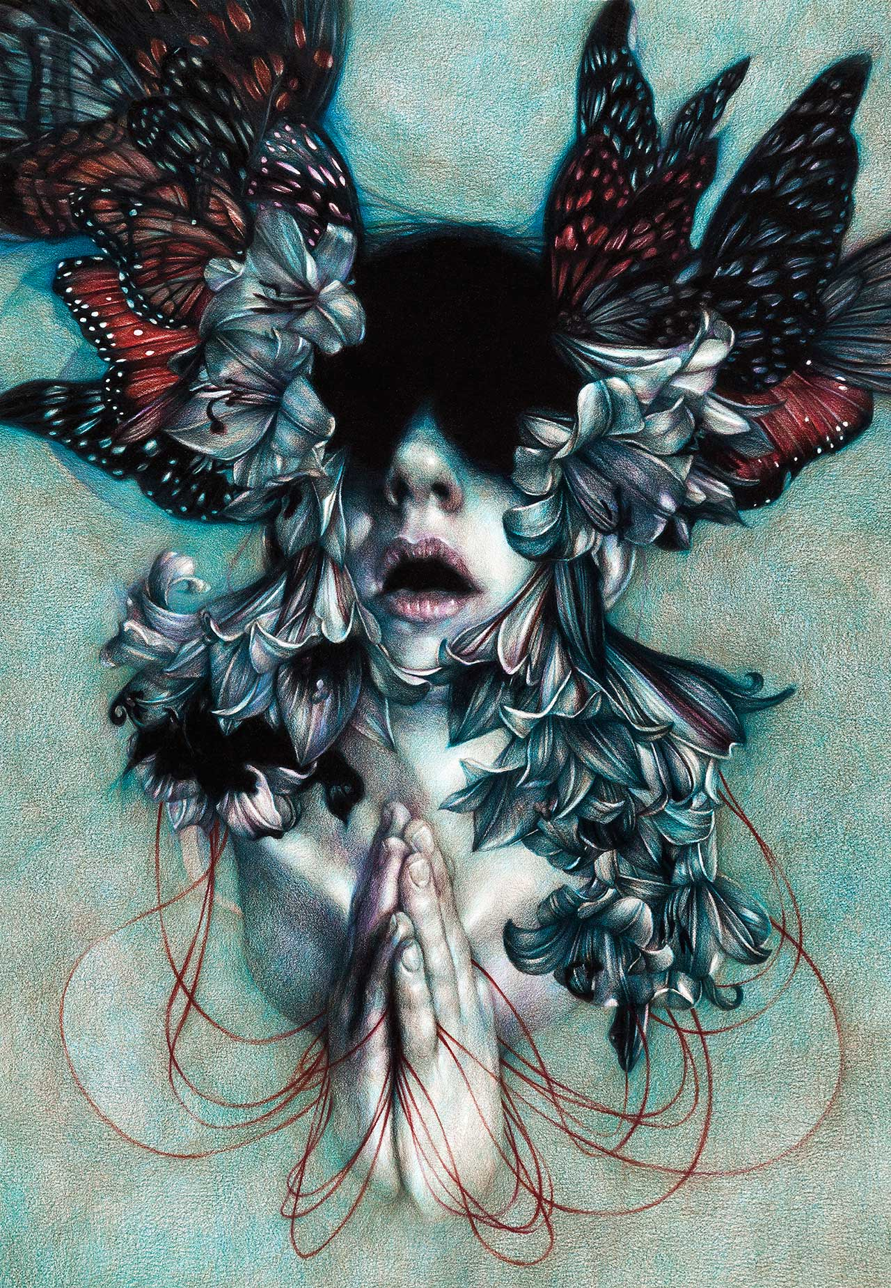 Marco Mazzoni, The Hell As An Empty Space, 2012 © Marco Mazzoni.