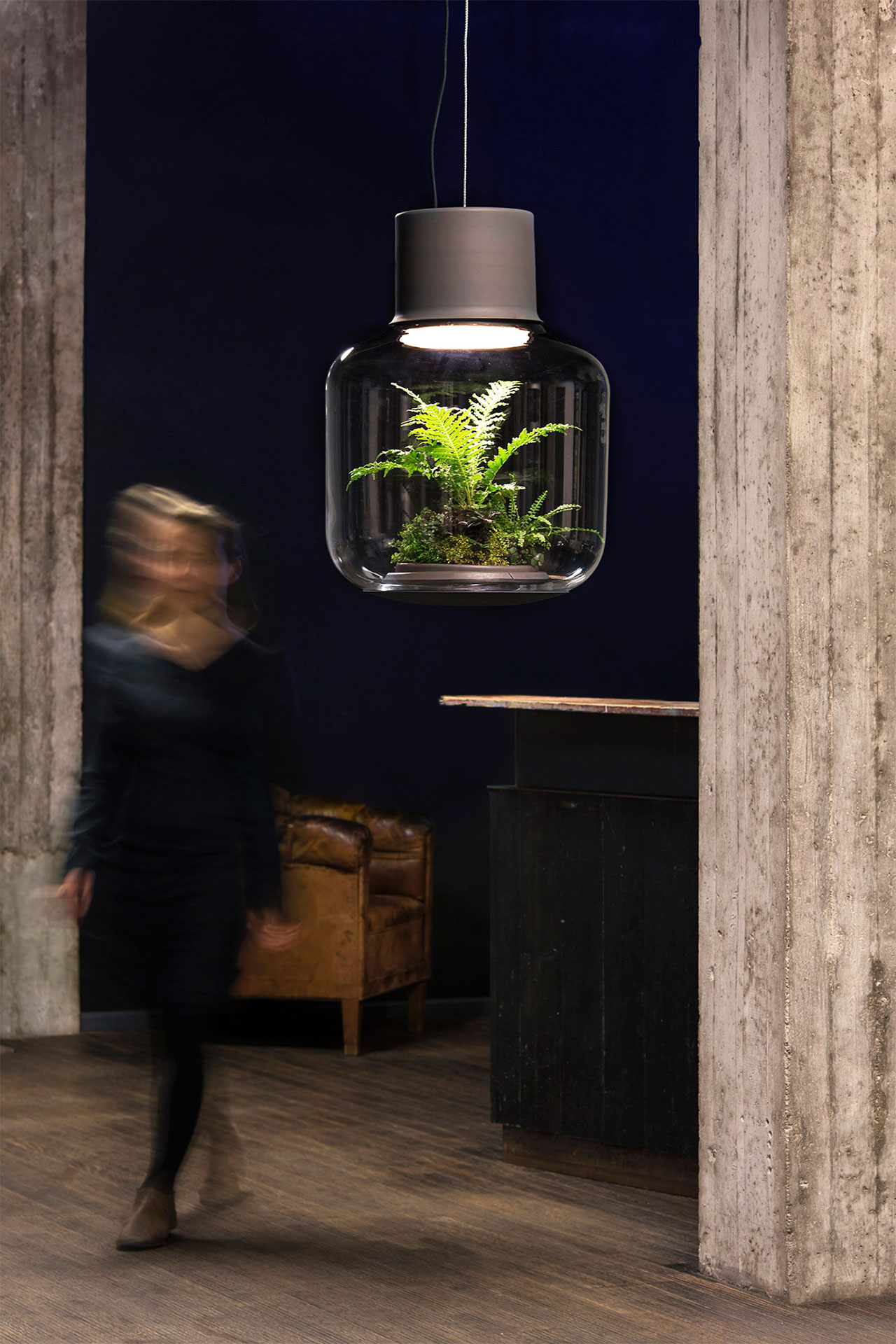 Lamp Mygdal, by Studio Nui. Photo © ErwinBlock Photography.