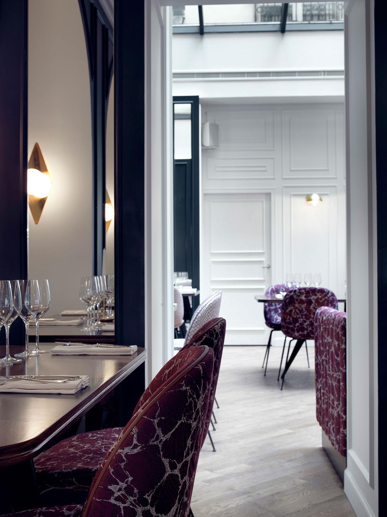 Art Deco Thrills at Hotel Bachaumont Paris